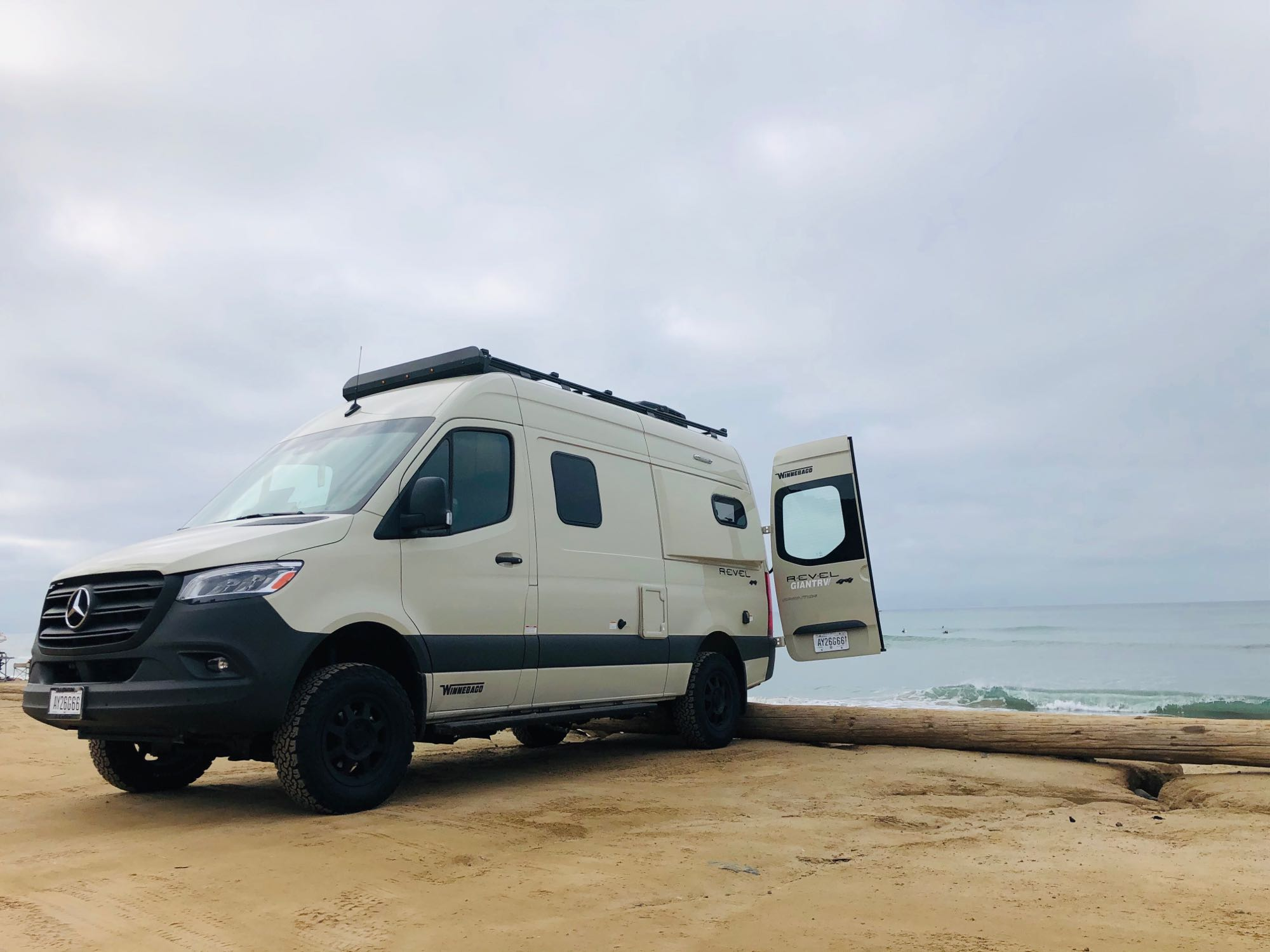 Mercedes Winnebago Revel 2020