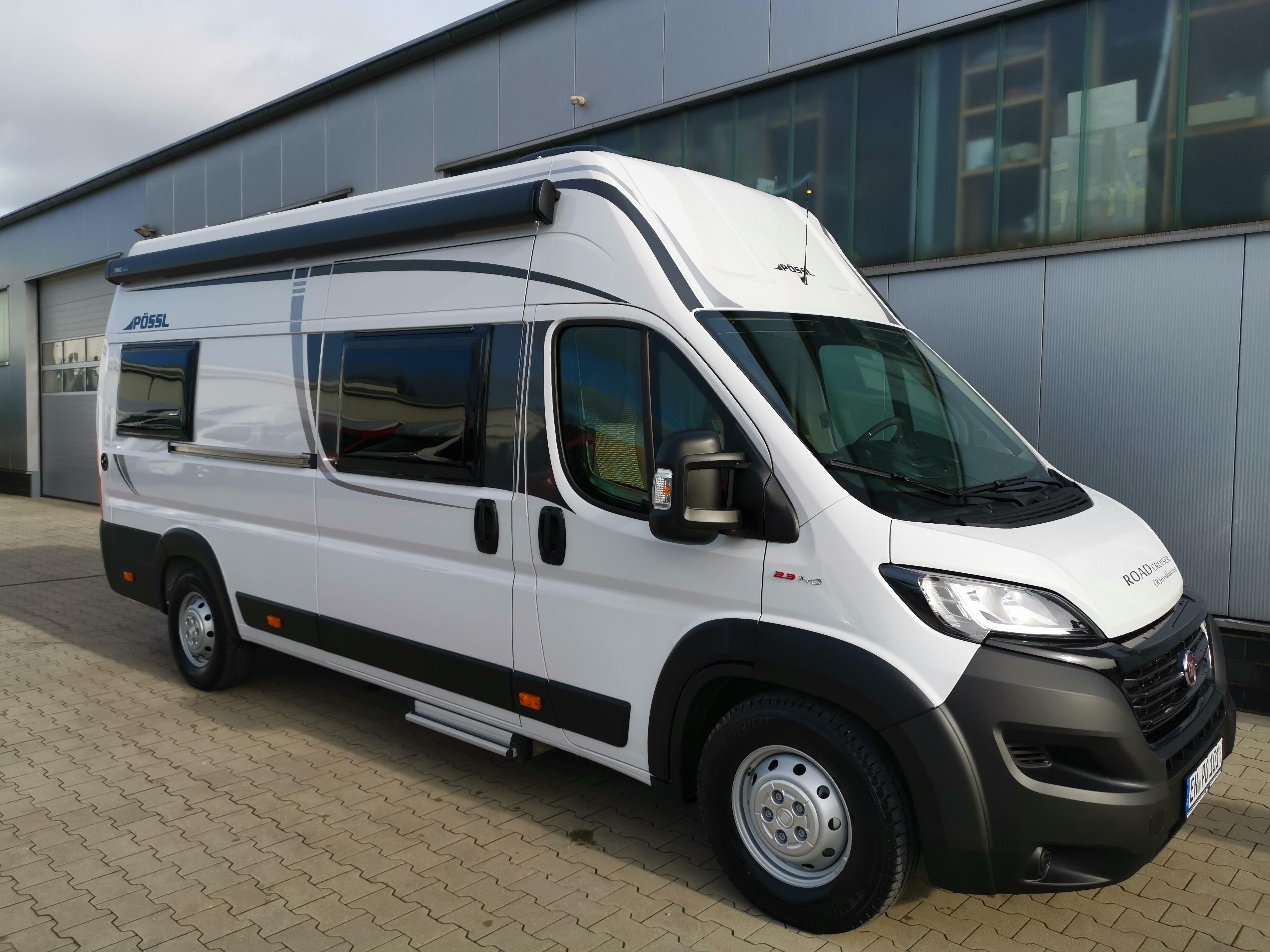 2020 Possl Roadcuiser 2020 Xl Motor Home Class B Rental In Munchen Outdoorsy