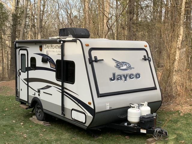 Jayco Jay Feather Ultra Lite X17Z 2015
