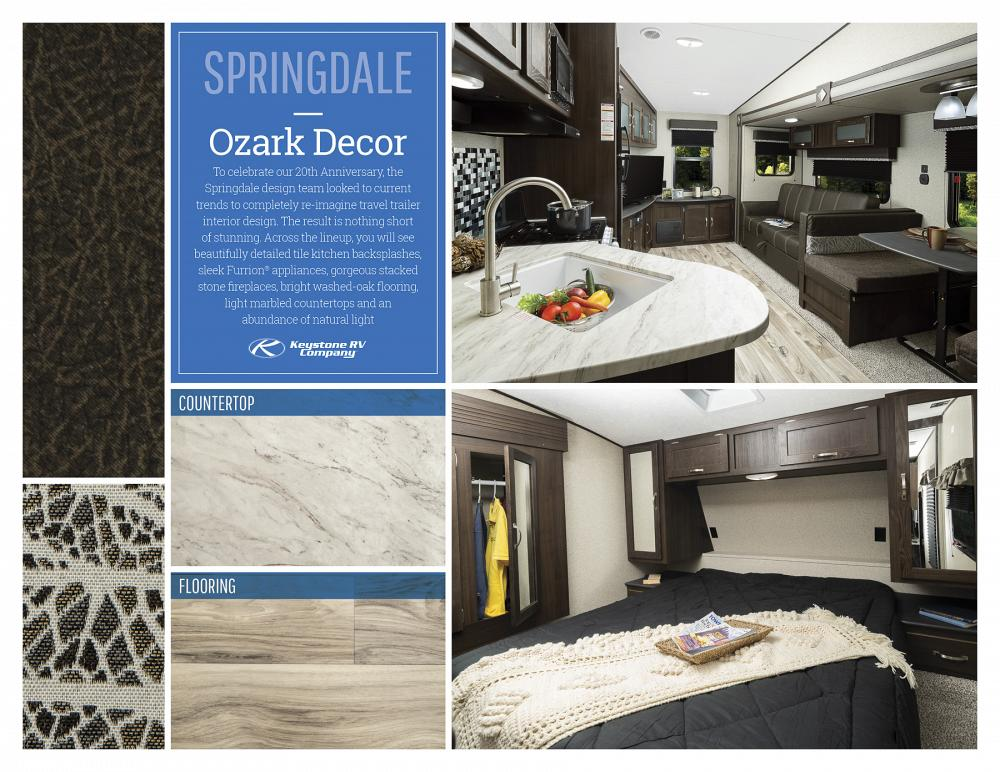 OVERVIEW. Keystone Springdale 2020