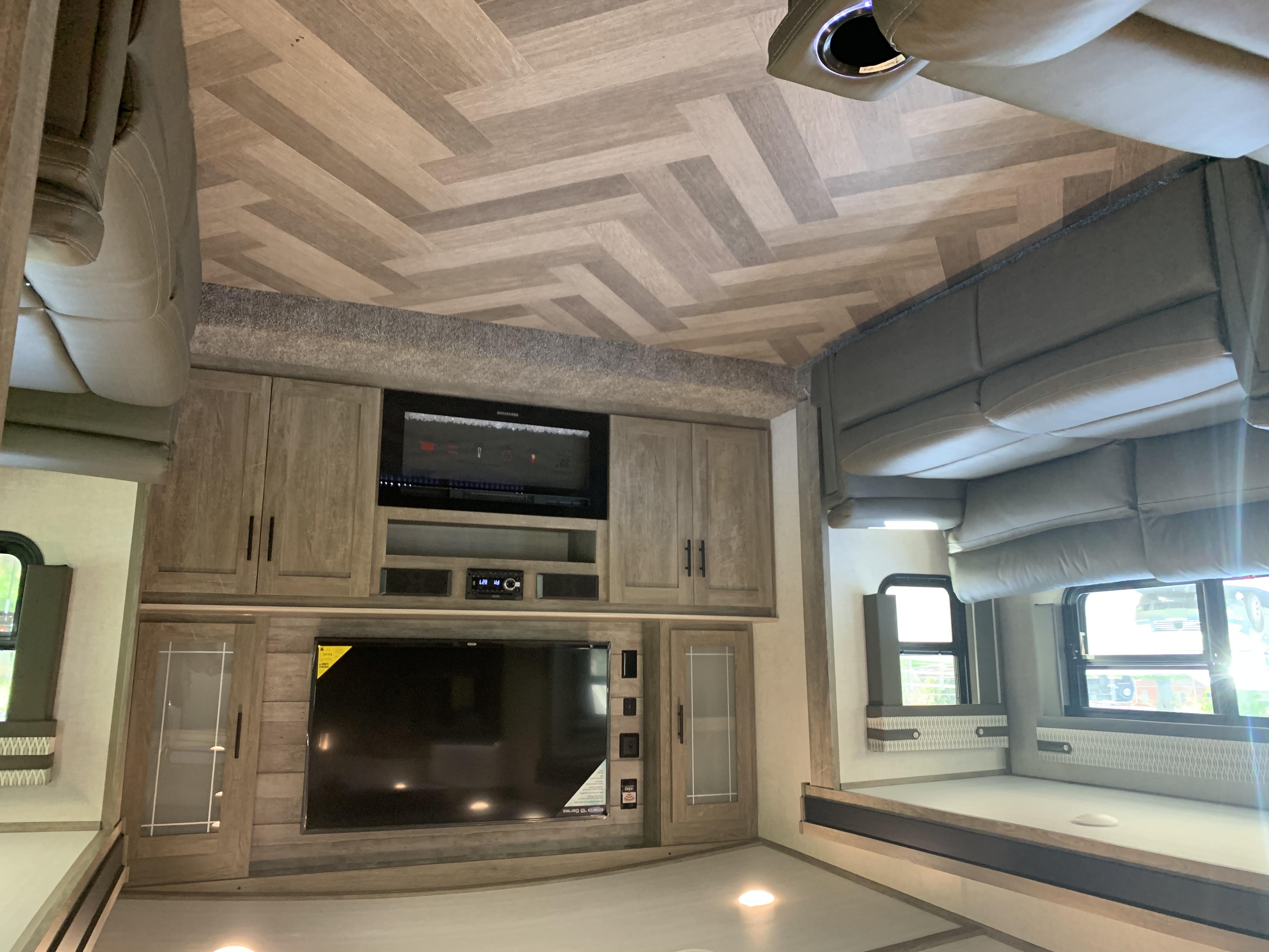 Front living area!. Forest River Heritage Glen 2021