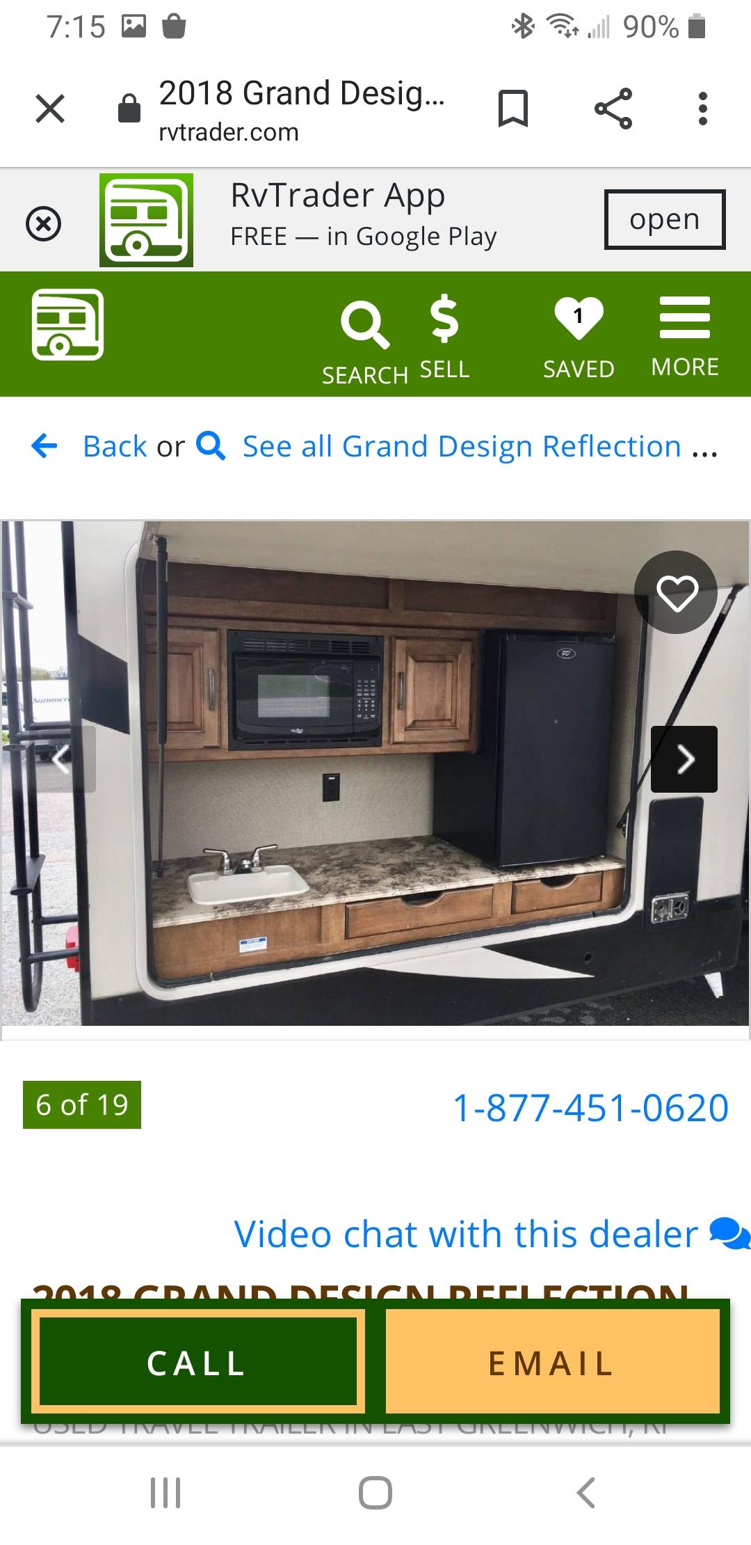 Grand Design Reflection 2017