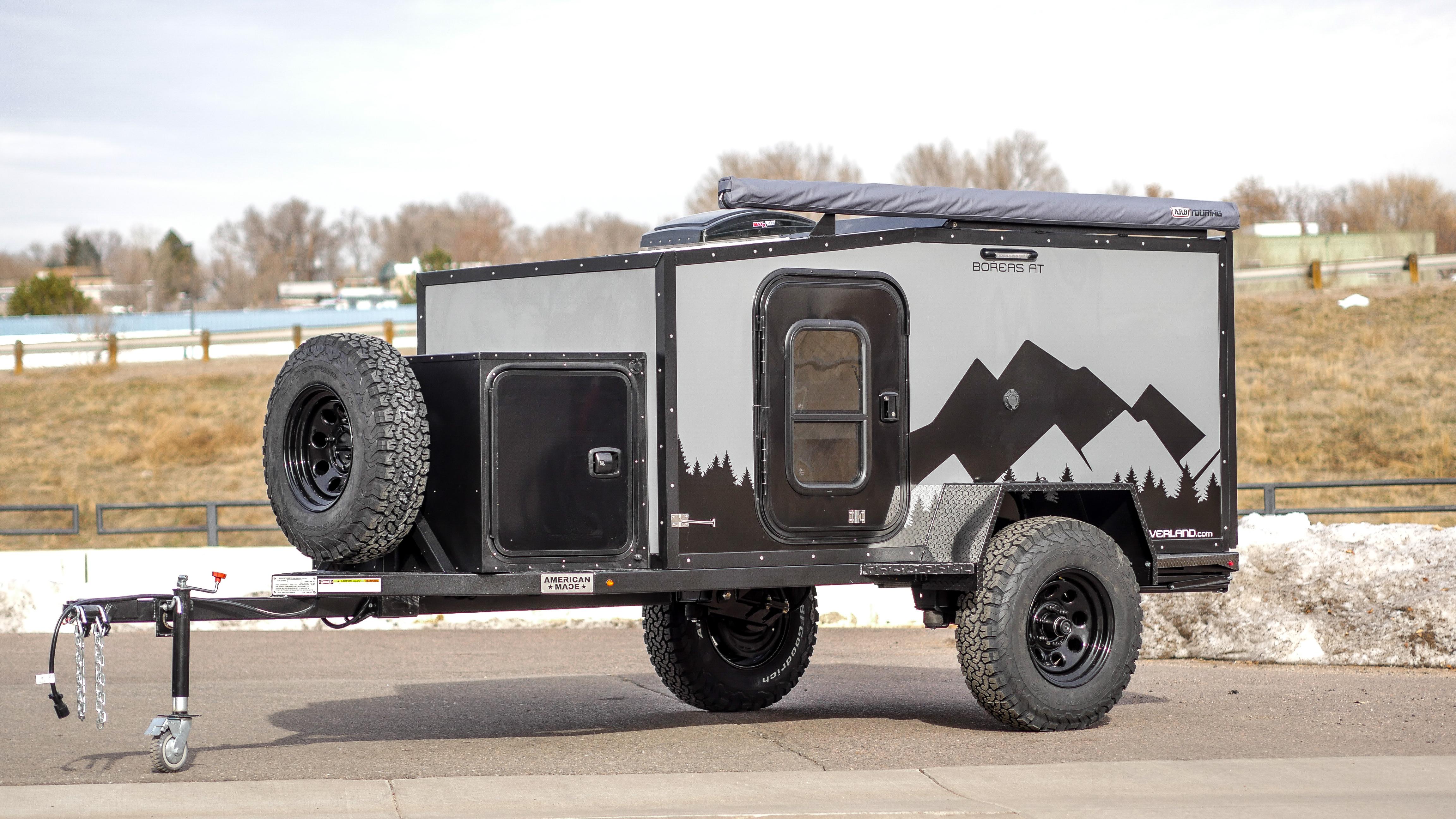 Boreas Campers Boreas XT 2020