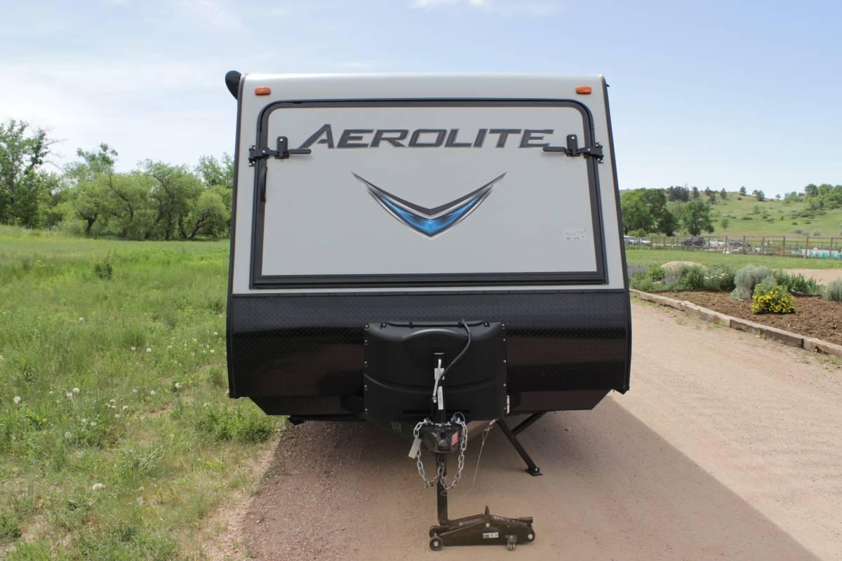 Dutchmen Aerolite 2017