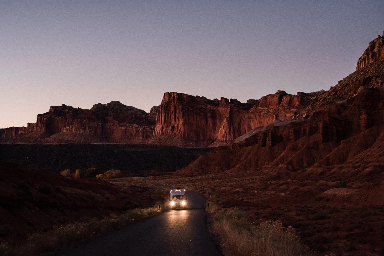 Canyon Lands National Park.. Pleasure Way Plateau 2016