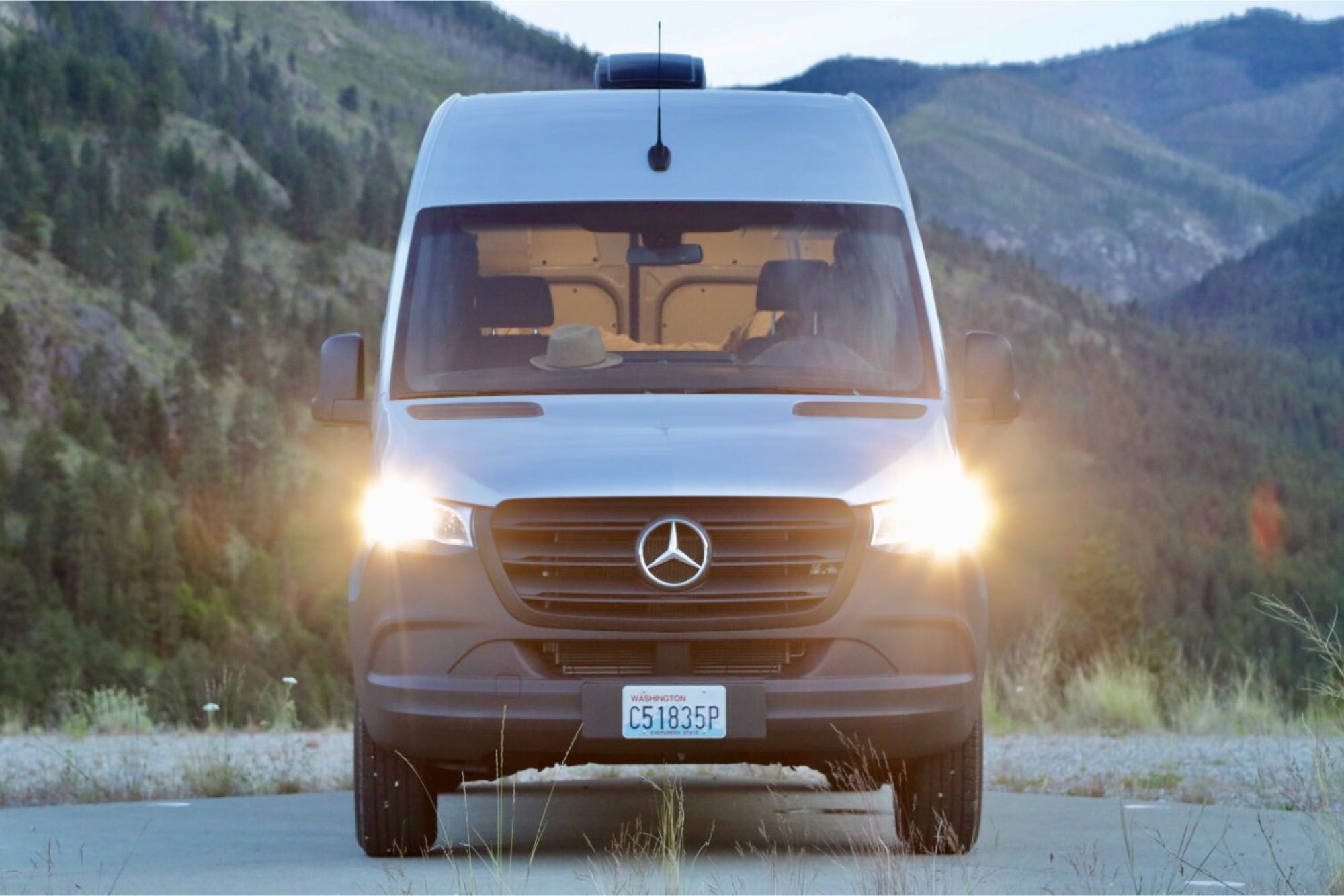 Built for adventure with all the comforts of home. Mercedes-Benz Sprinter 2019