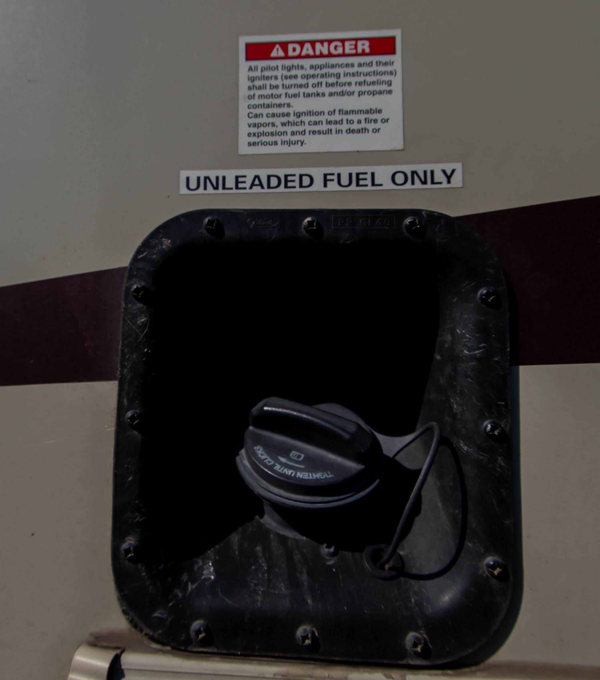 unleaded fuel only. Coachmen Leprechaun 2018