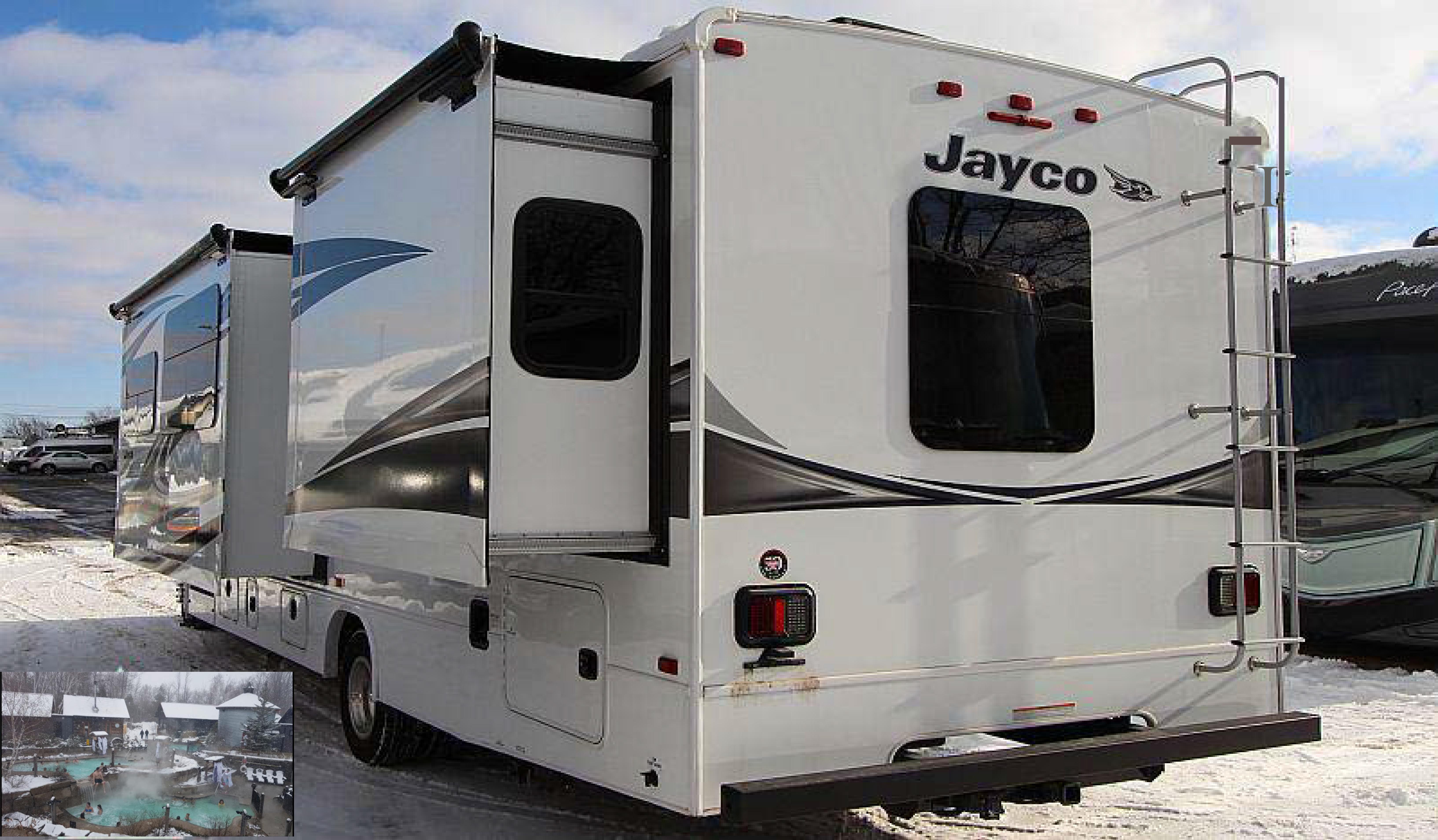 Jayco Greyhawk Prestige 2019