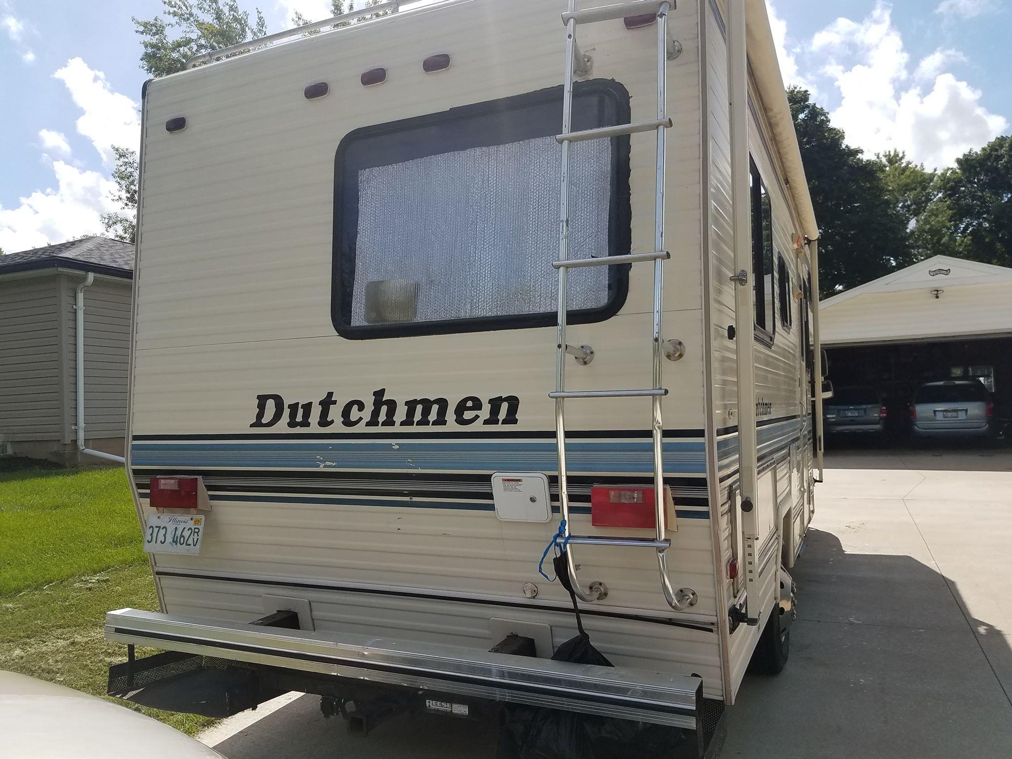 Chevy Dutchmen 1993