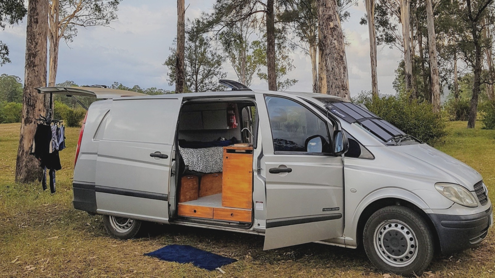 The whole van!. Mercedes-Benz Other 2006