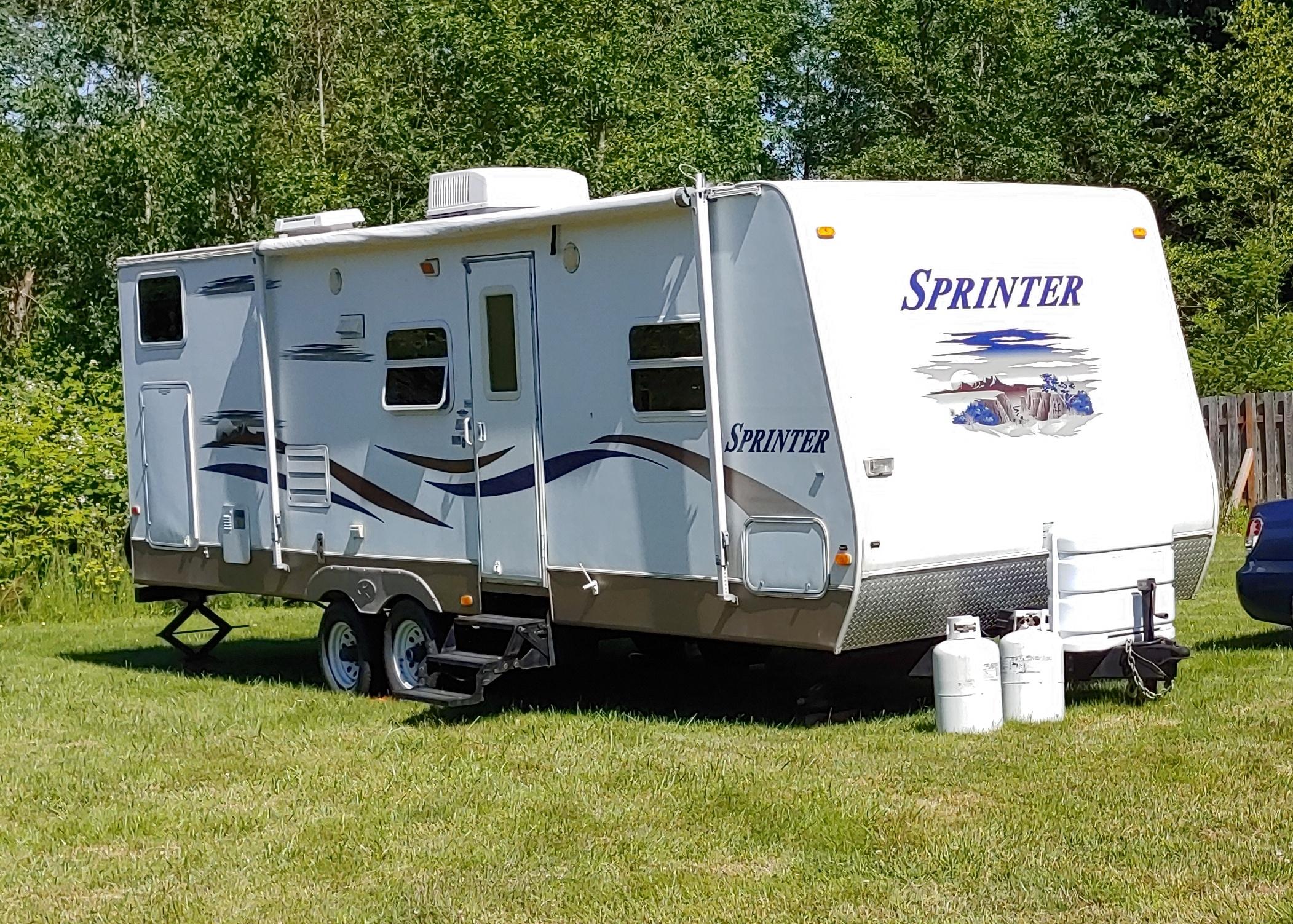 Keystone Sprinter 2008