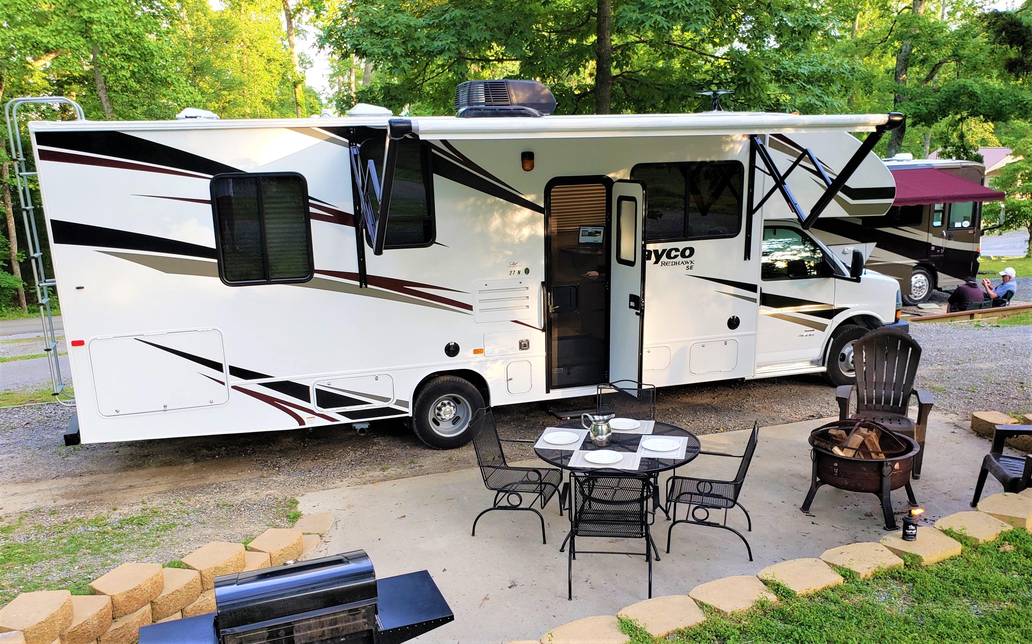 Rent our brand new Jayco Redhawk SE. Jayco Redhawk 2020