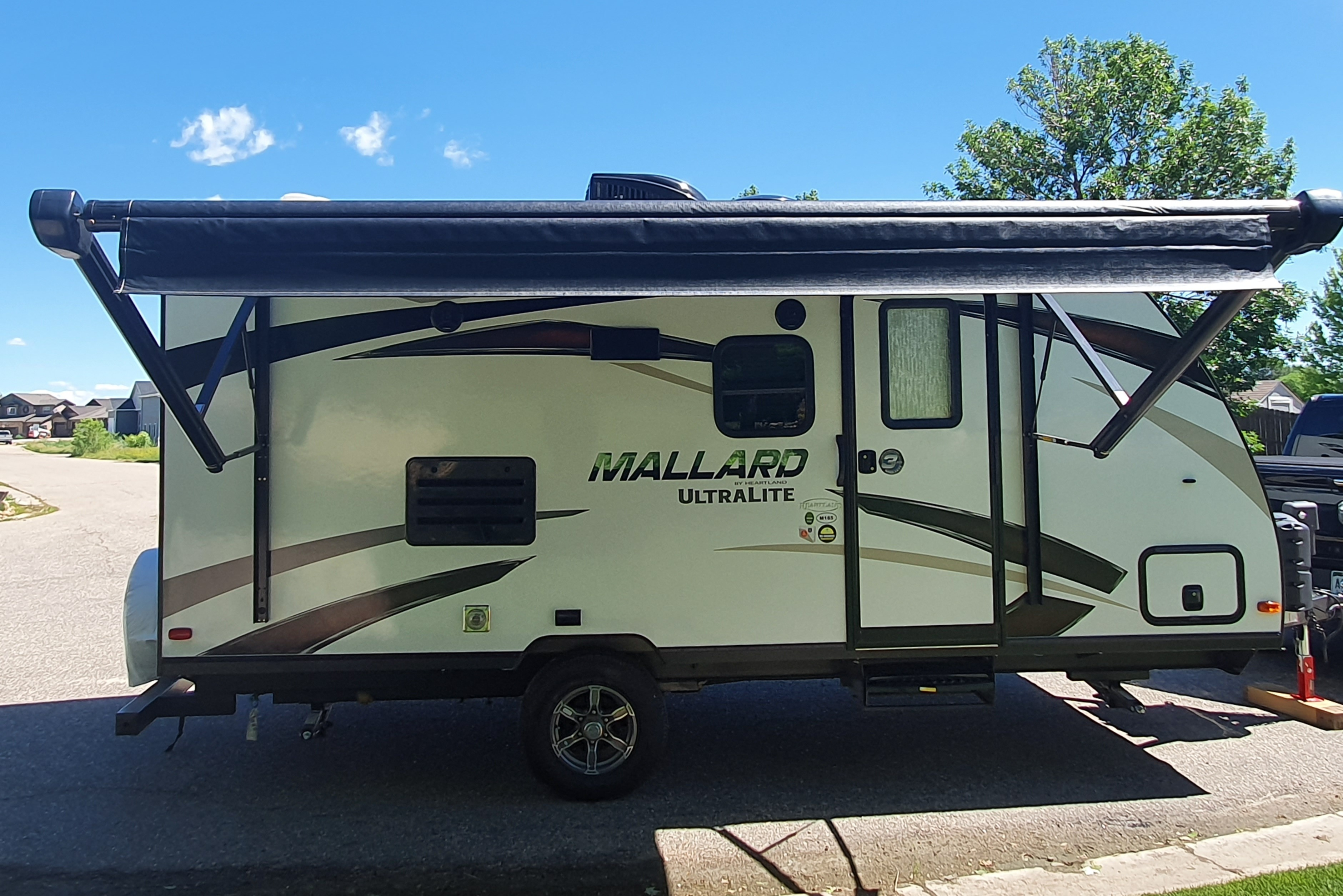 Front of the camper. Heartland Other 2019