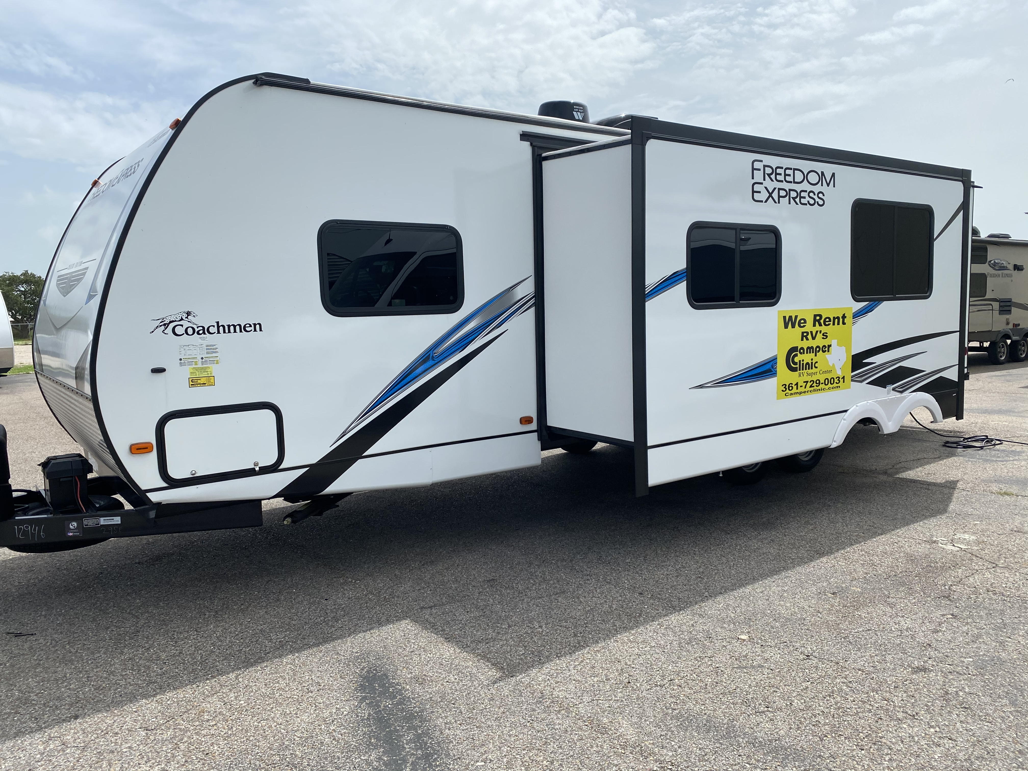 Coachmen 29 SE 2020