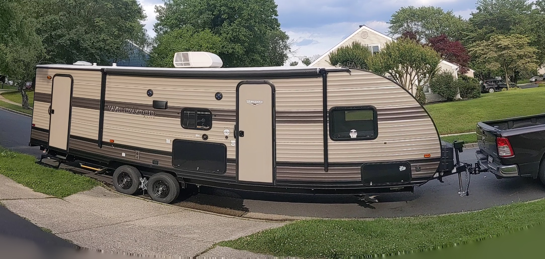 Forest River Wildwood X-Lite 2020