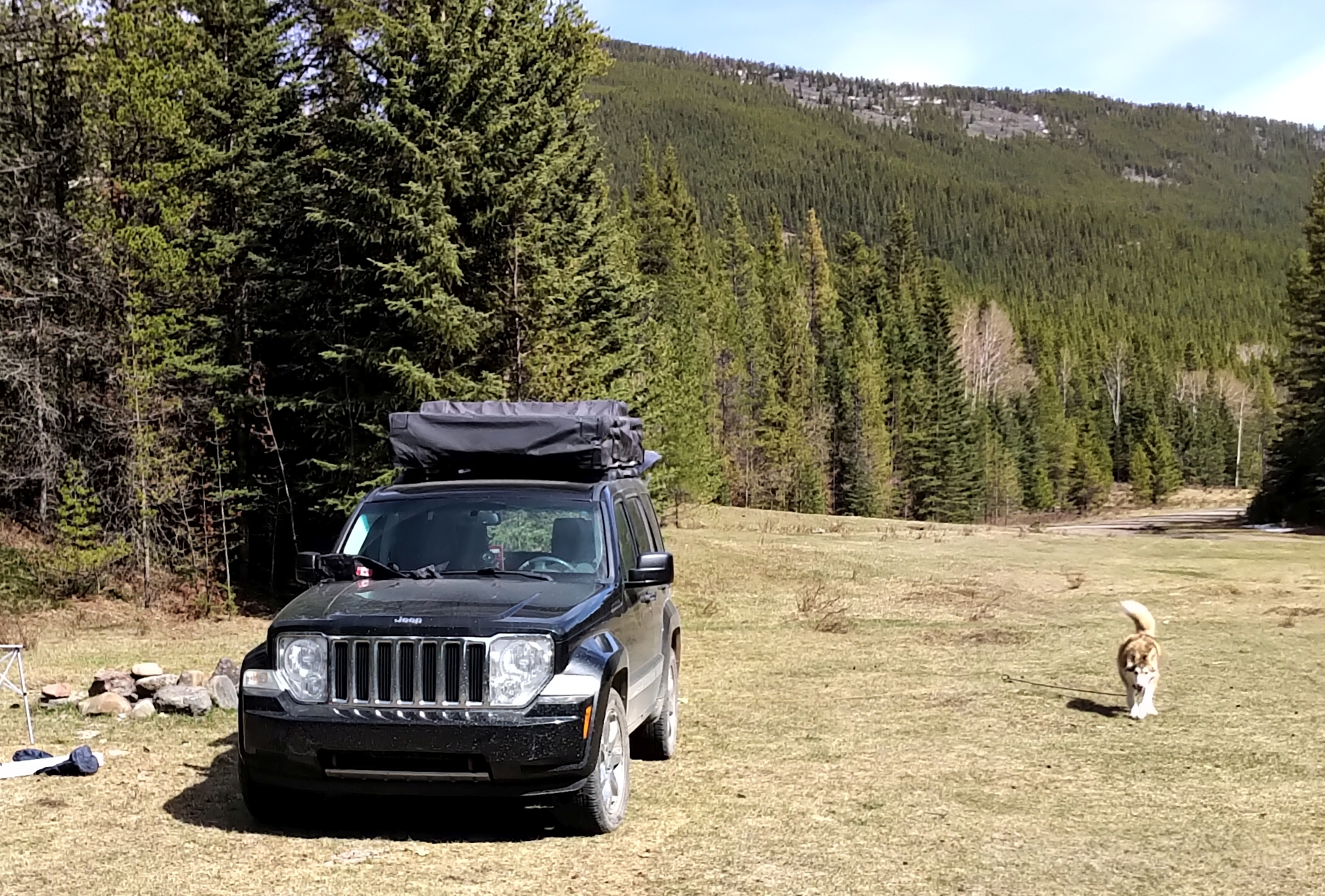 Explore roads less travelled. Jeep Liberty 2008