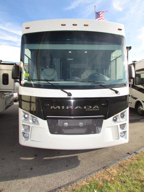 FRONT VIEW. Coachmen Mirada 2020