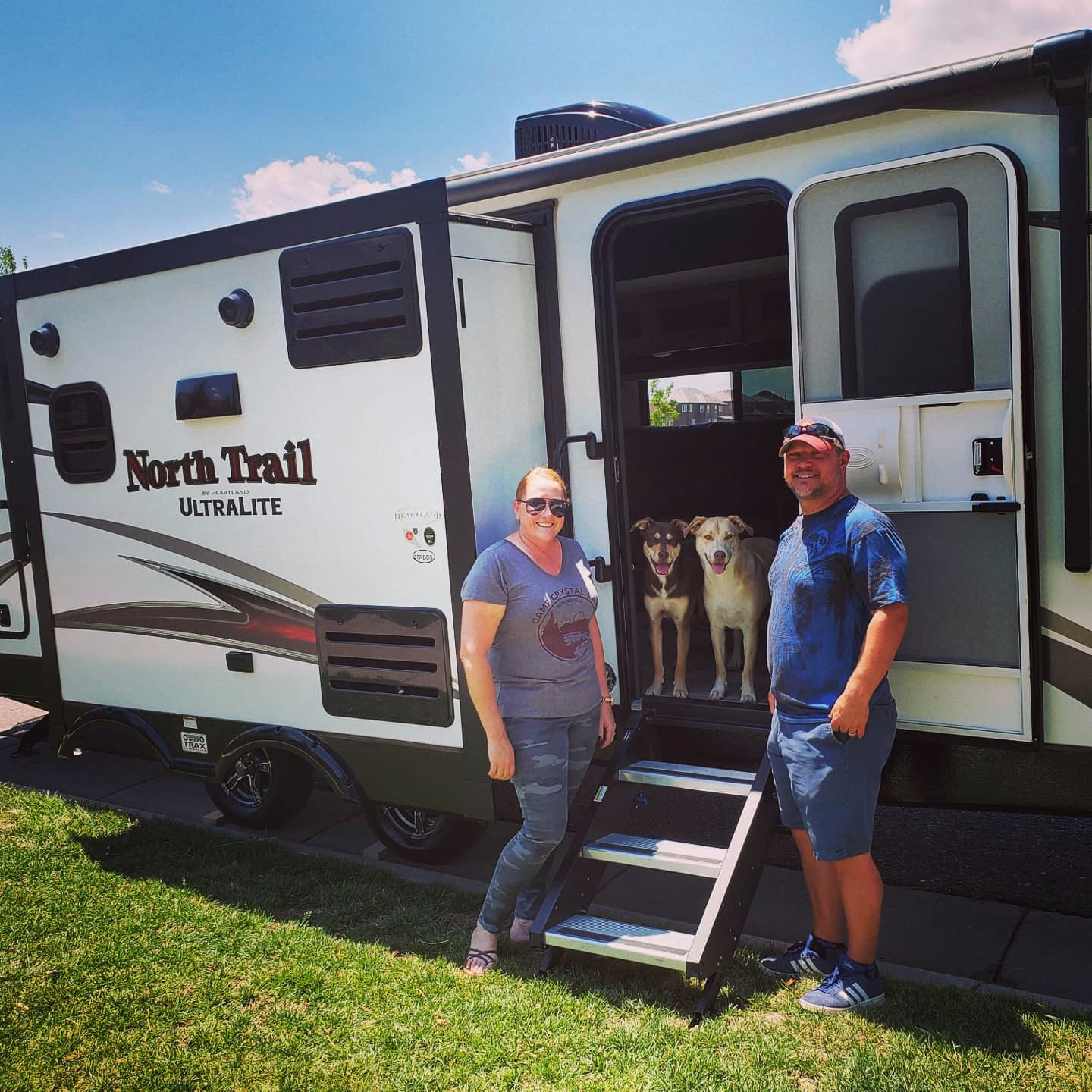 We are pet friendly!. Heartland North Trail 2020