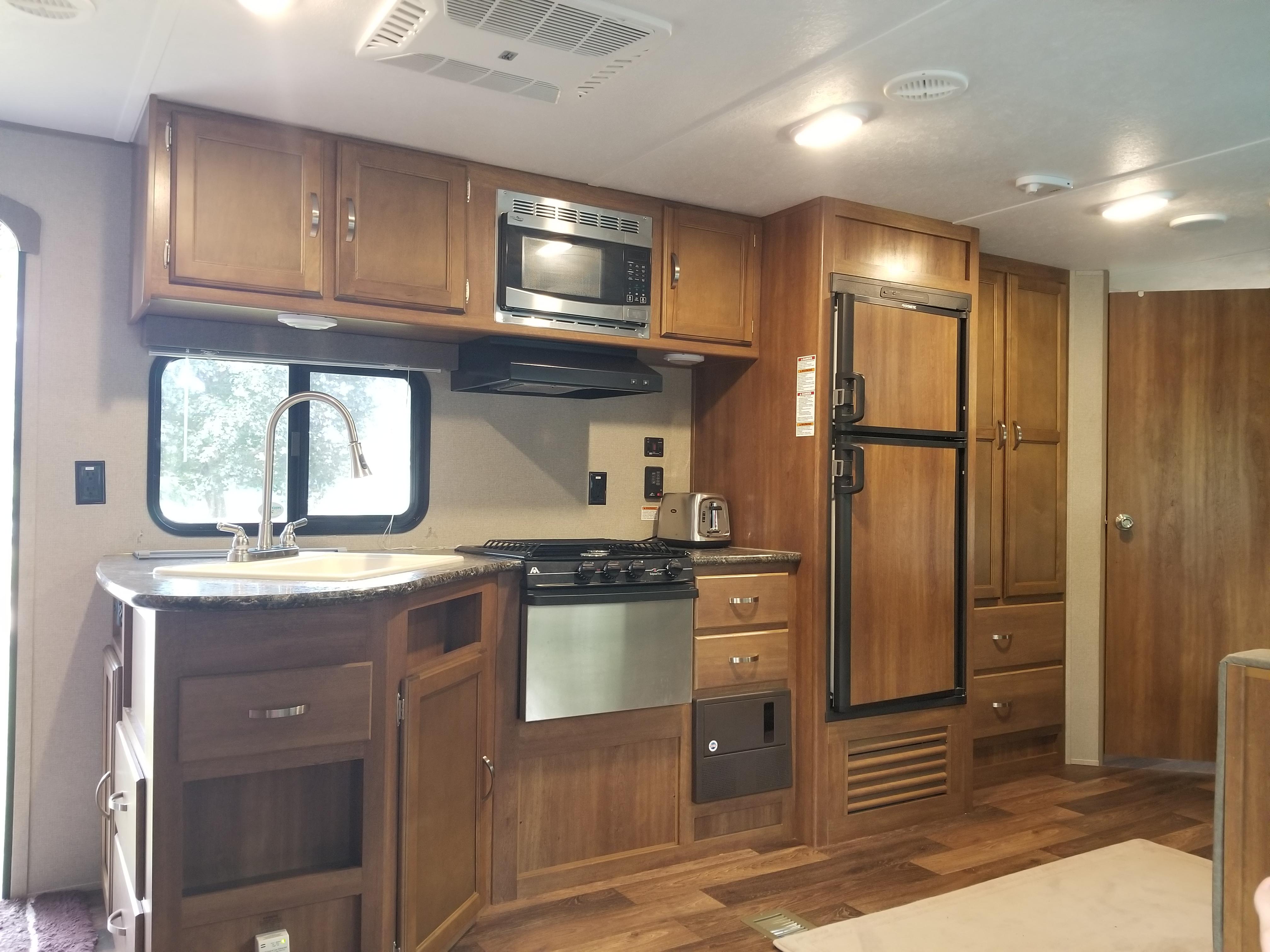 Kitchen. Keystone Summerland 2018
