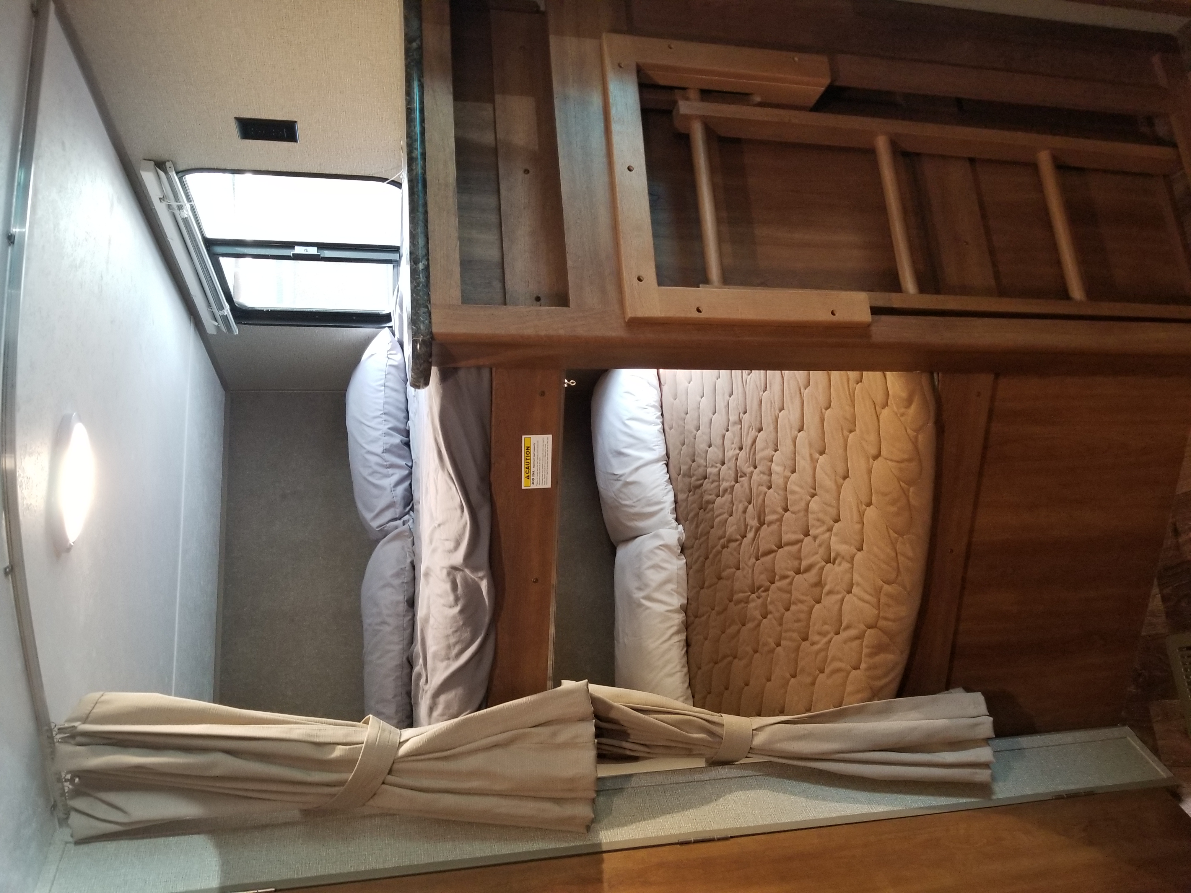 Bunk beds. Keystone Summerland 2018