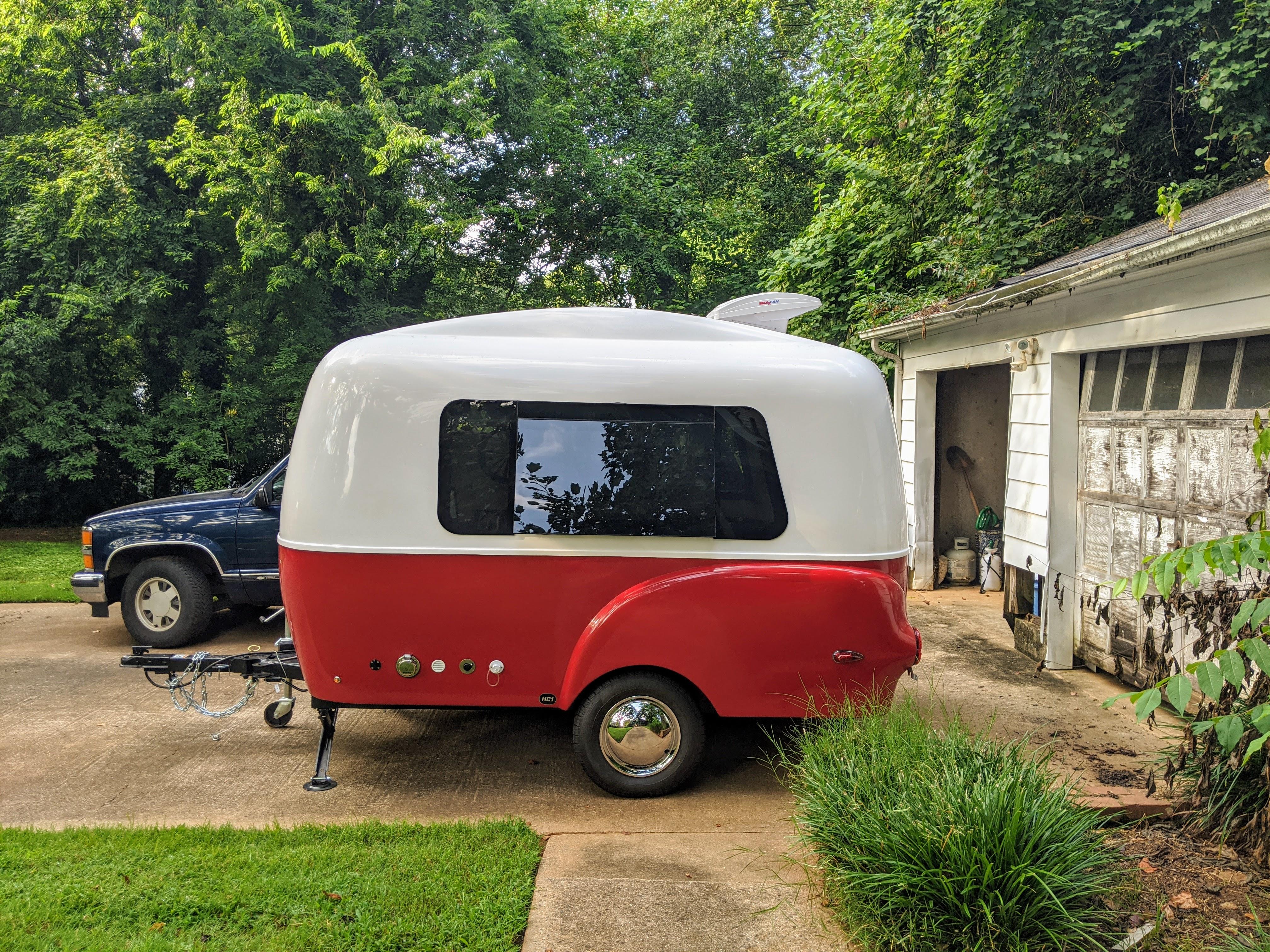 2019 Happier Camper HC1 Trailer Rental in Charlotte, NC ...