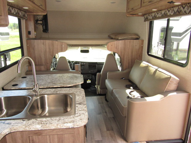 Front View. Jayco Redhawk 2020