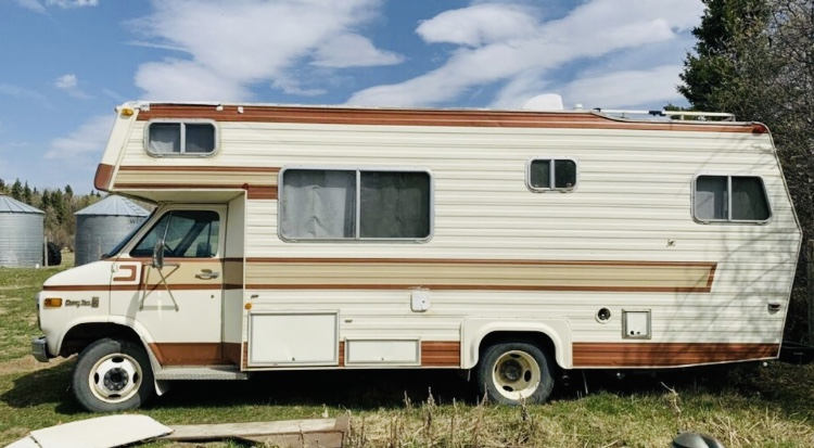 Vintage Vacation awaits!. Chevrolet Other 1979