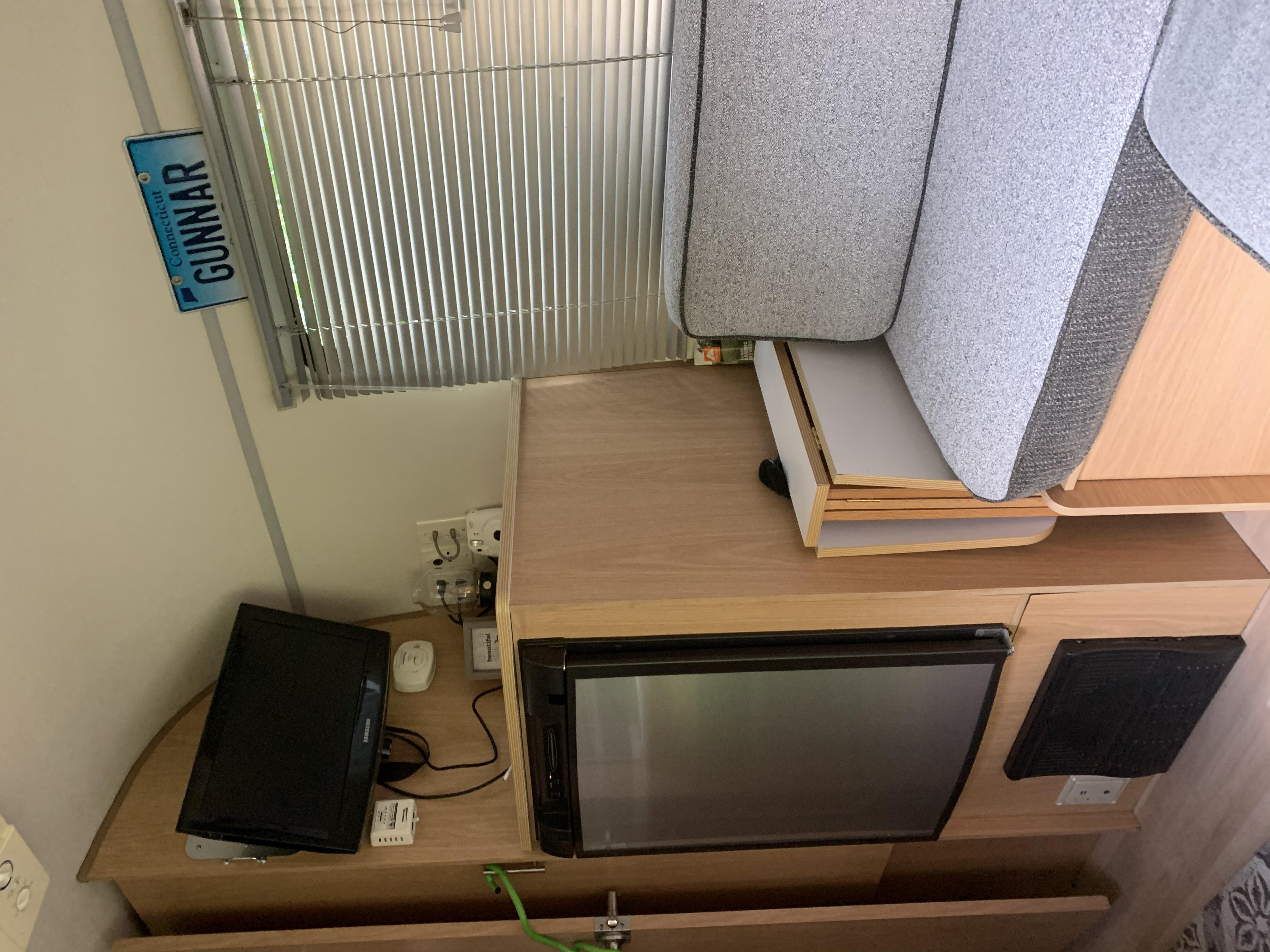 Airstream Safari 2008