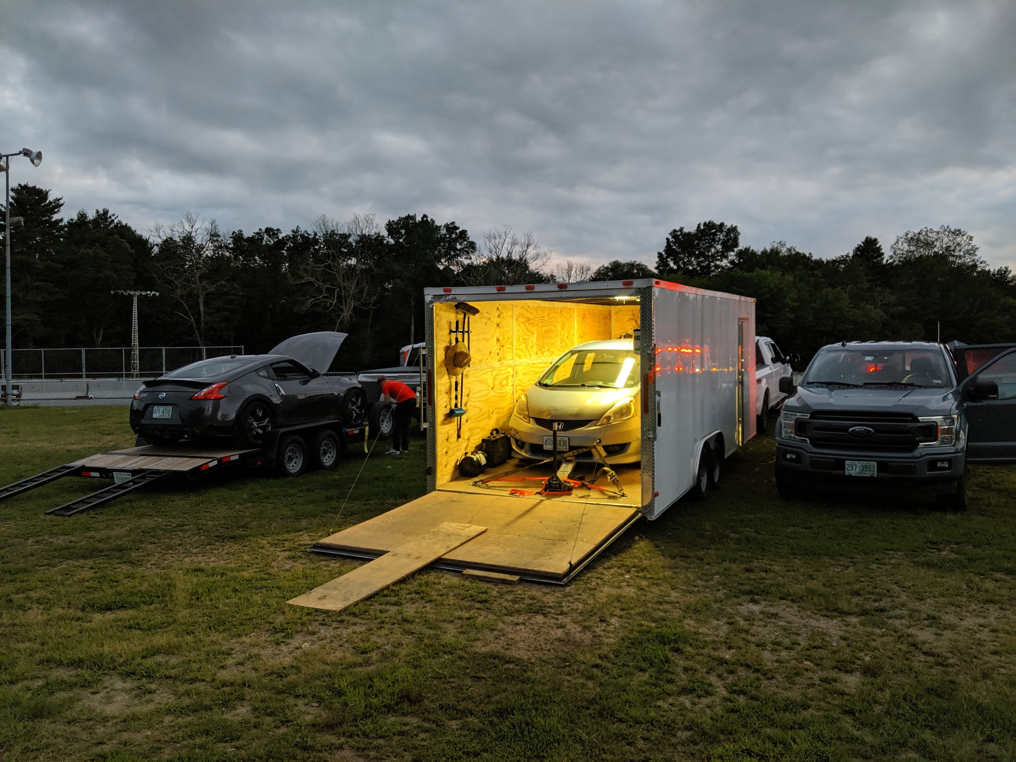 Georgia Made Enclosed Trailer 2018