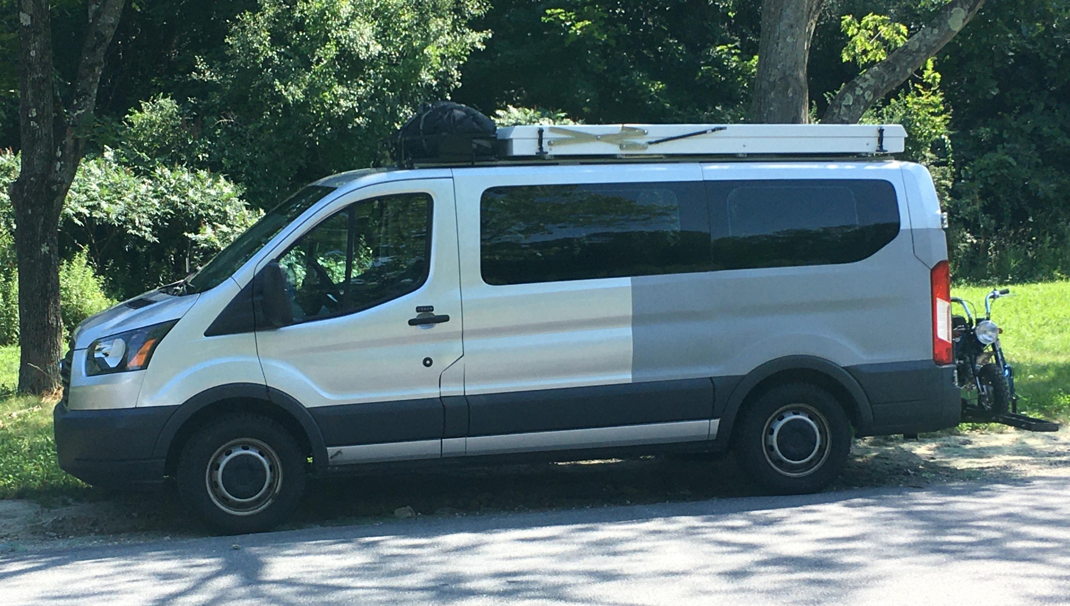 2015 Ford  Transit XL 3.5L twin turbo EcoBoost V6. Ford Transit 2015