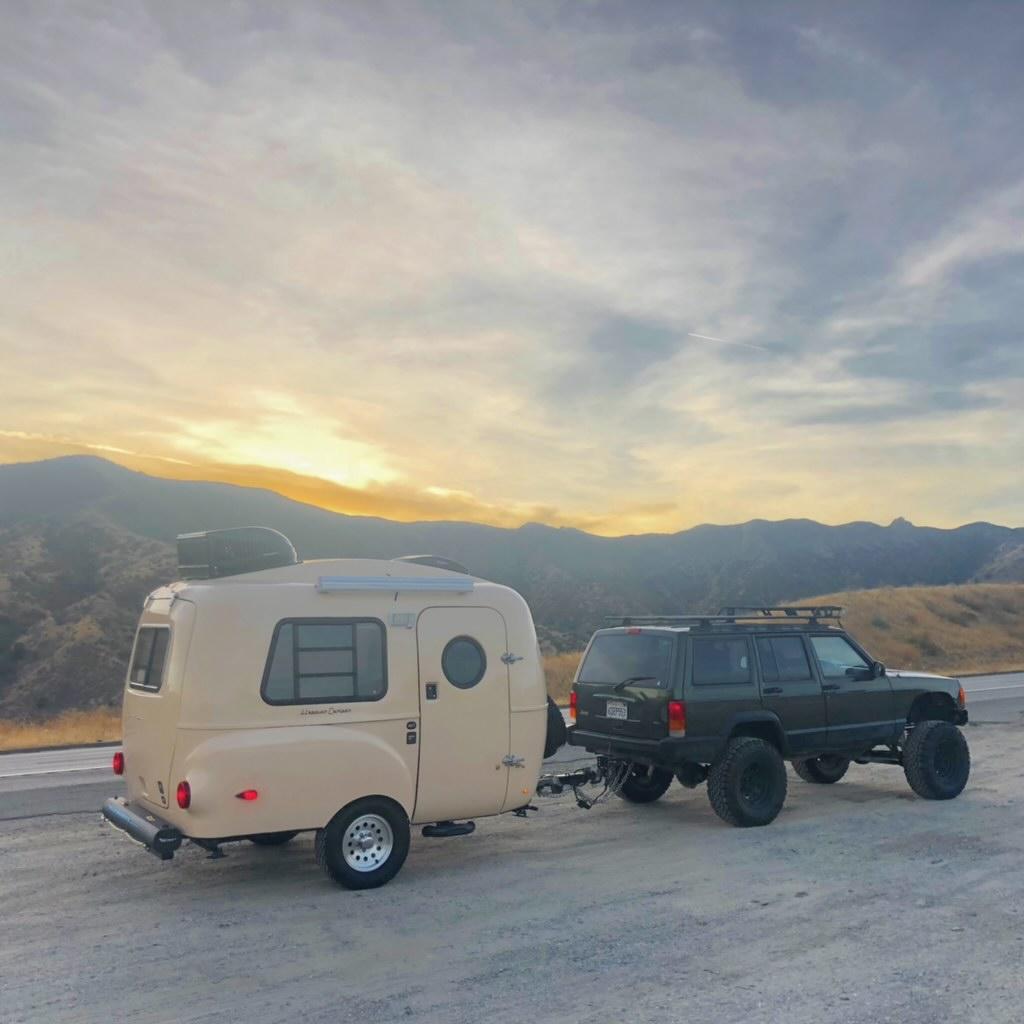 2018 Happier Camper HC1 Trailer Rental in Los Angeles, CA ...