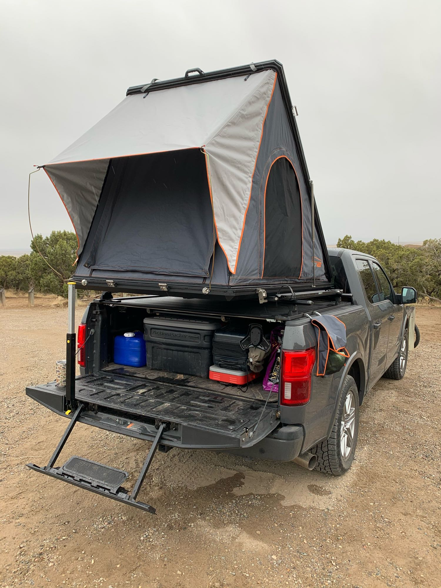 Ford/Roofnest F-150 2018