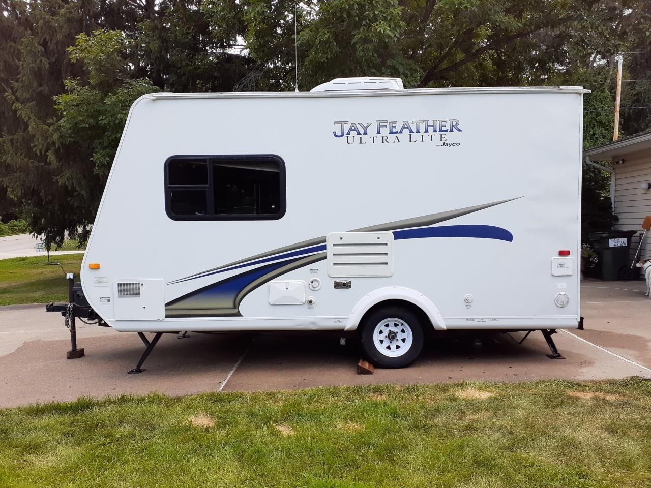 Jayco Jay Feather Exp 2012