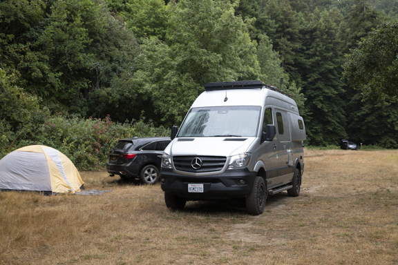 Family Camping, awesome fun. Winnebago revel 4 wd with full solar 2019