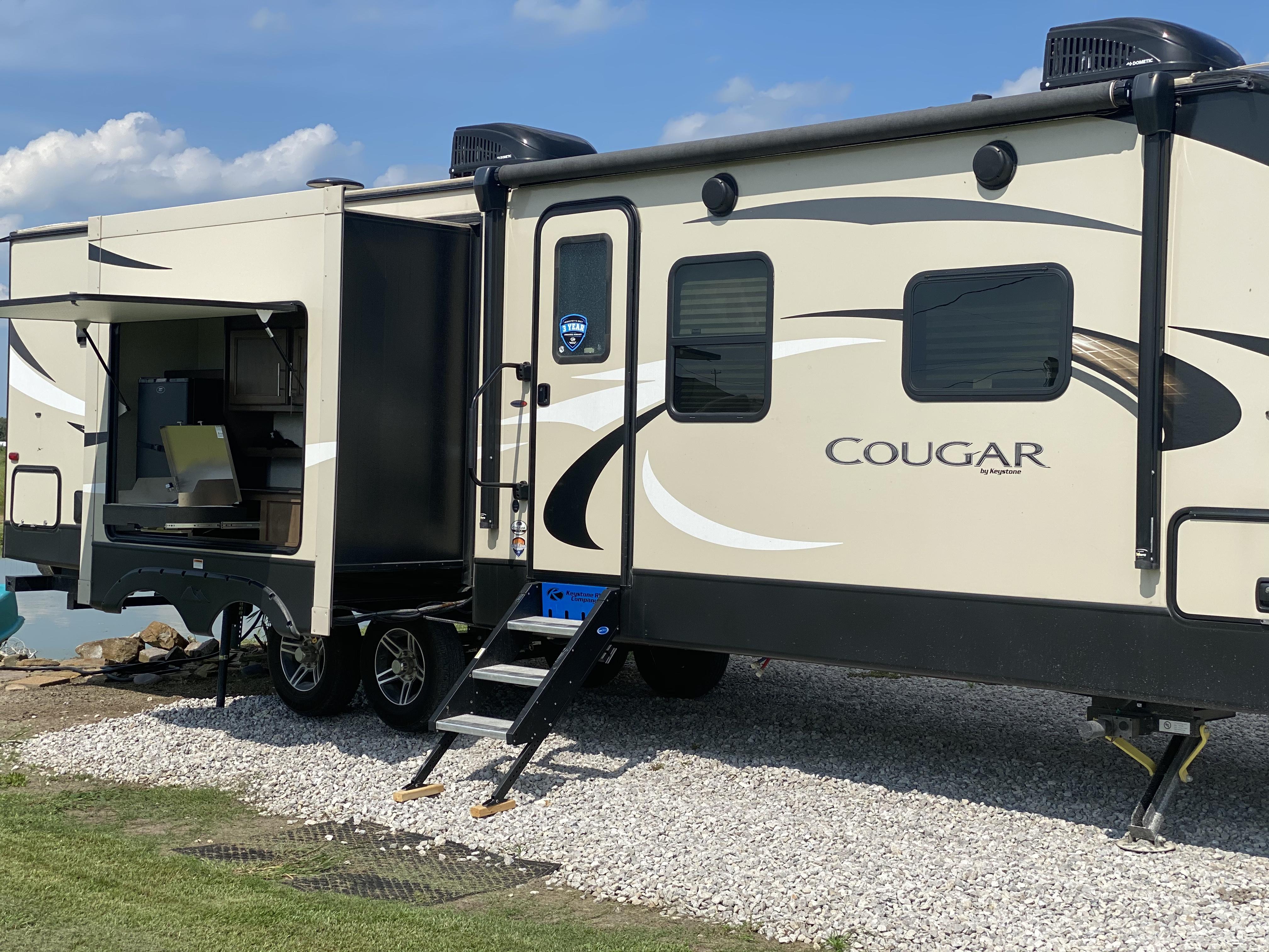 Keystone Cougar Half-Ton 2019