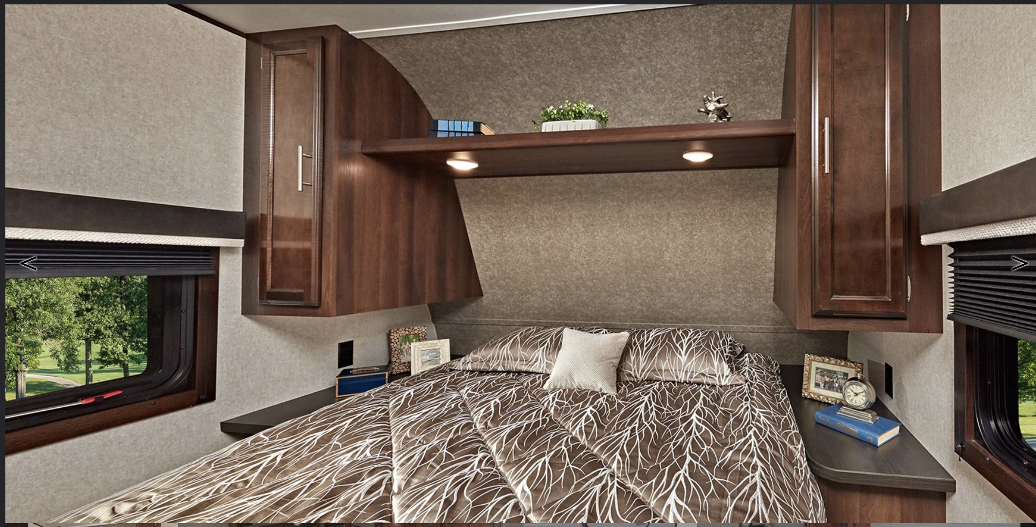 Bedroom. Jayco Flight 2019