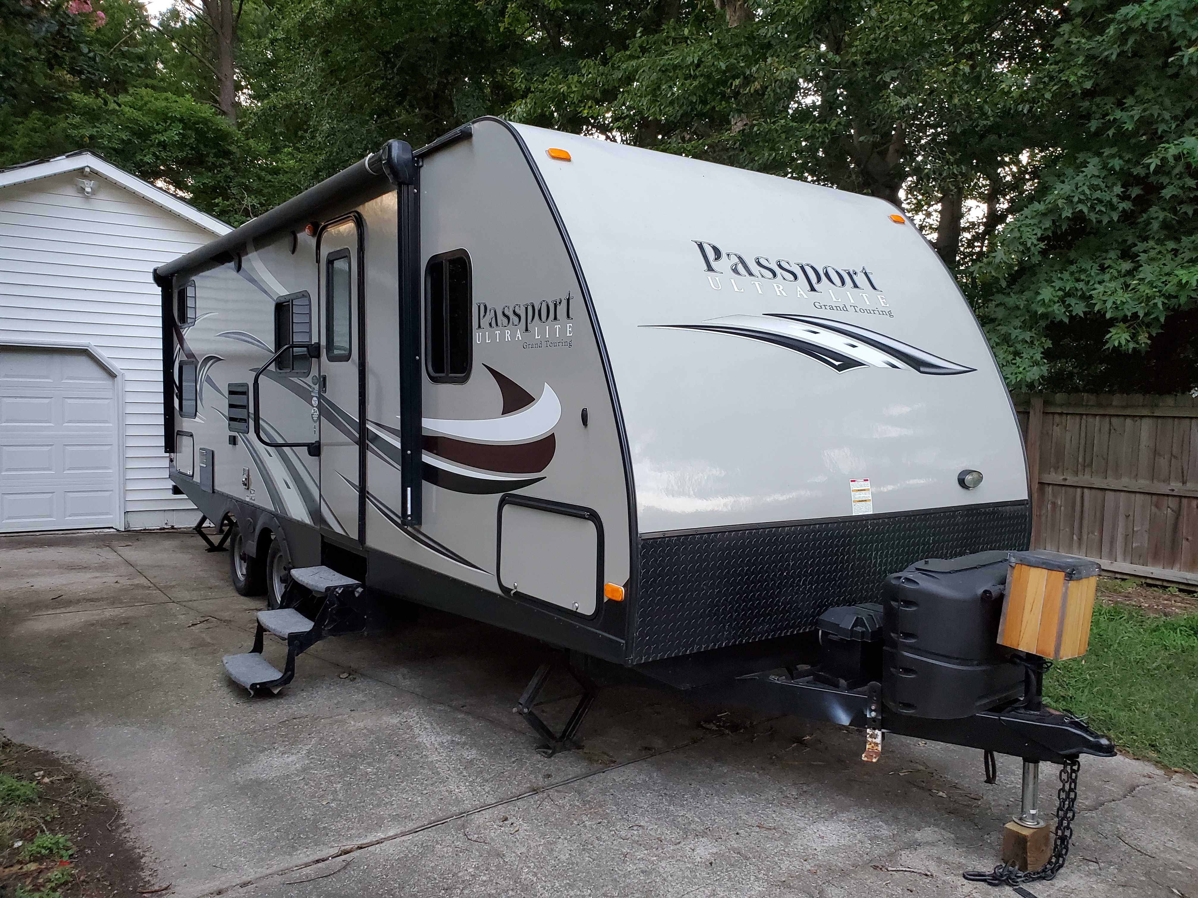 Keystone Passport Grand Touring 2650 BH 2015