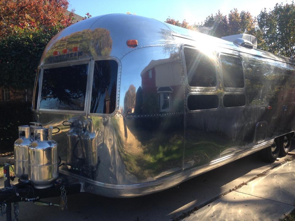 Airstream Sovereign 1973
