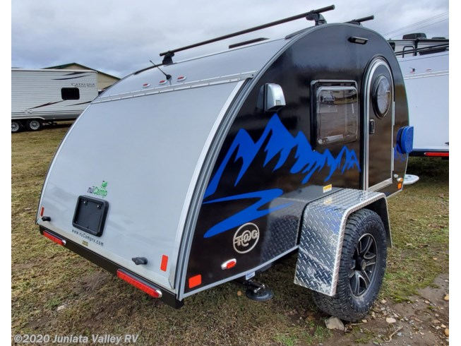 Rear View. NuCamp T@G XL 2020