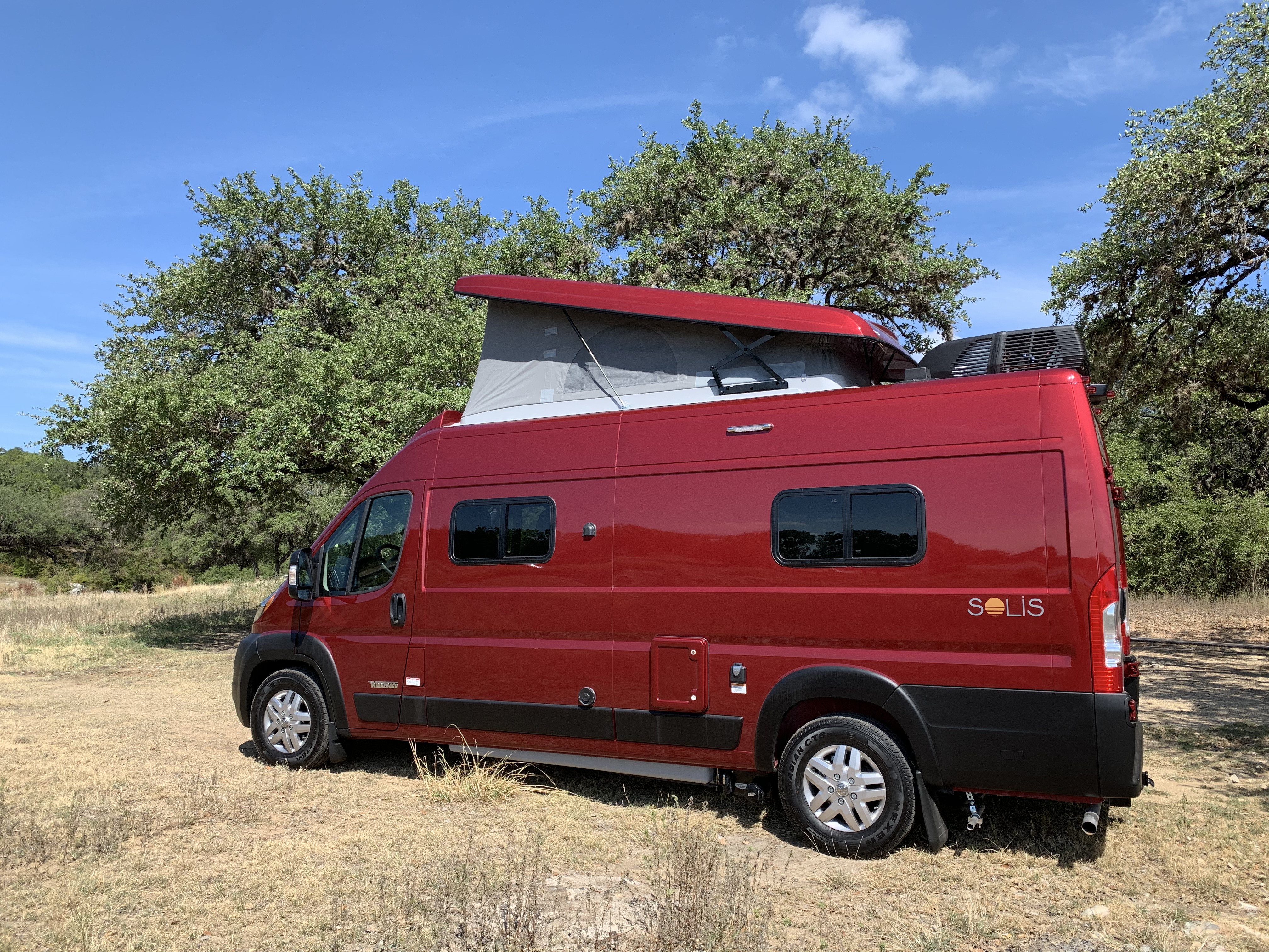 Pop-top up and ready for camping!. Winnebago Other 2021