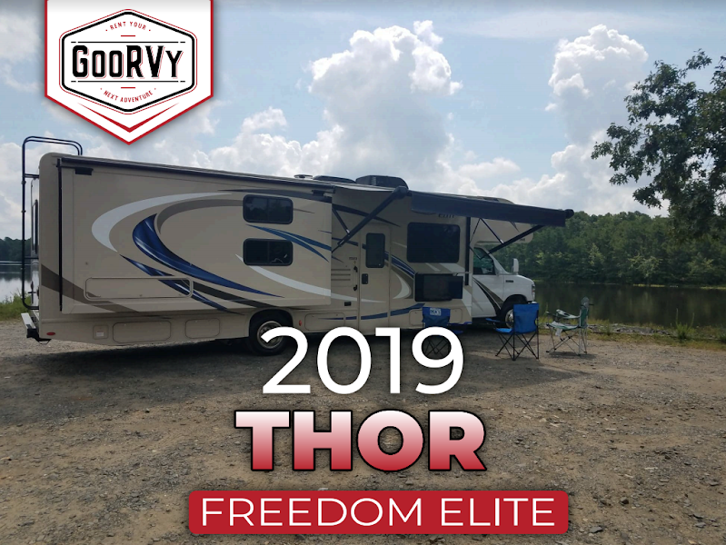 Thor Motor Coach Freedom Elite 2019