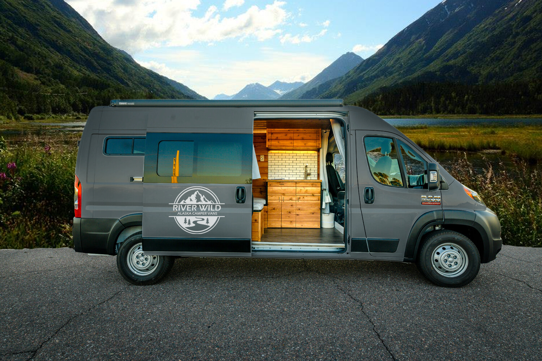 2021 Dodge Ram 2500 Class B Camper Van Rental In Anchorage Ak Outdoorsy