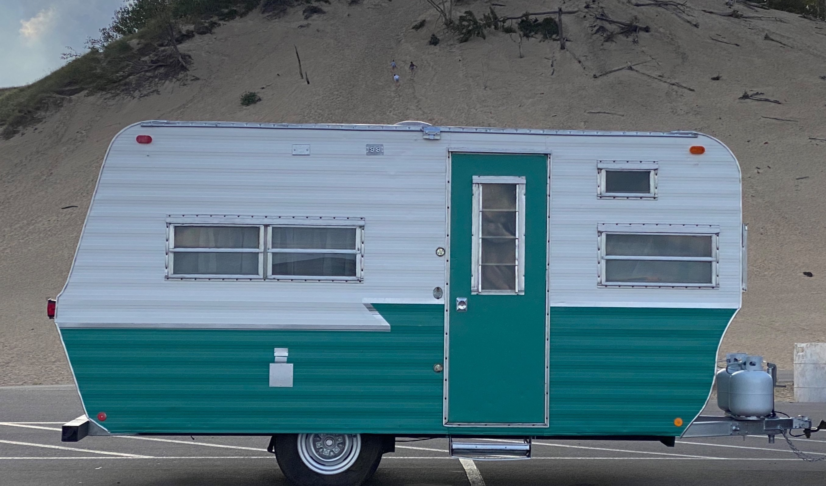 Custom Camper 1971