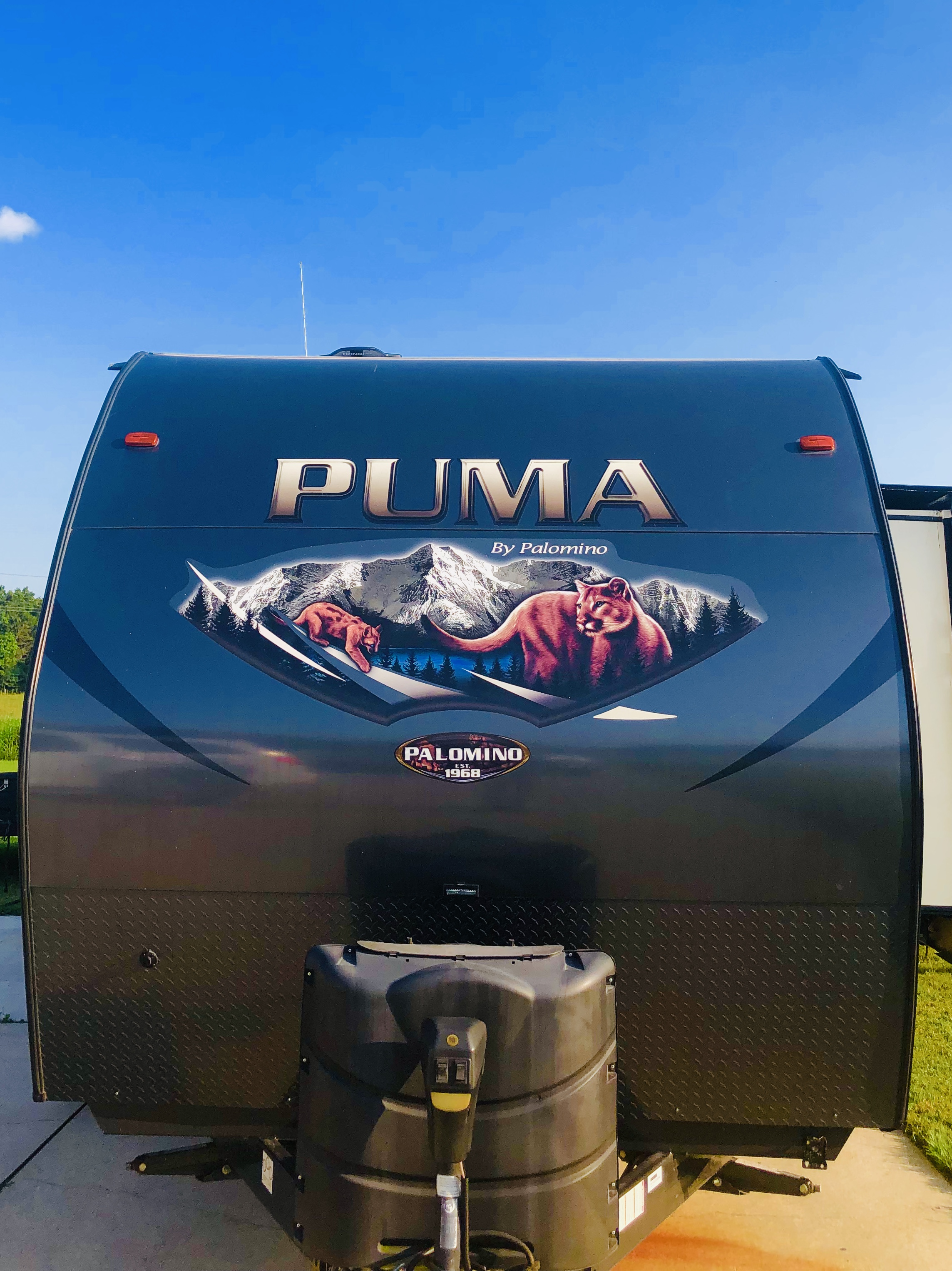 Forest River Puma 2018