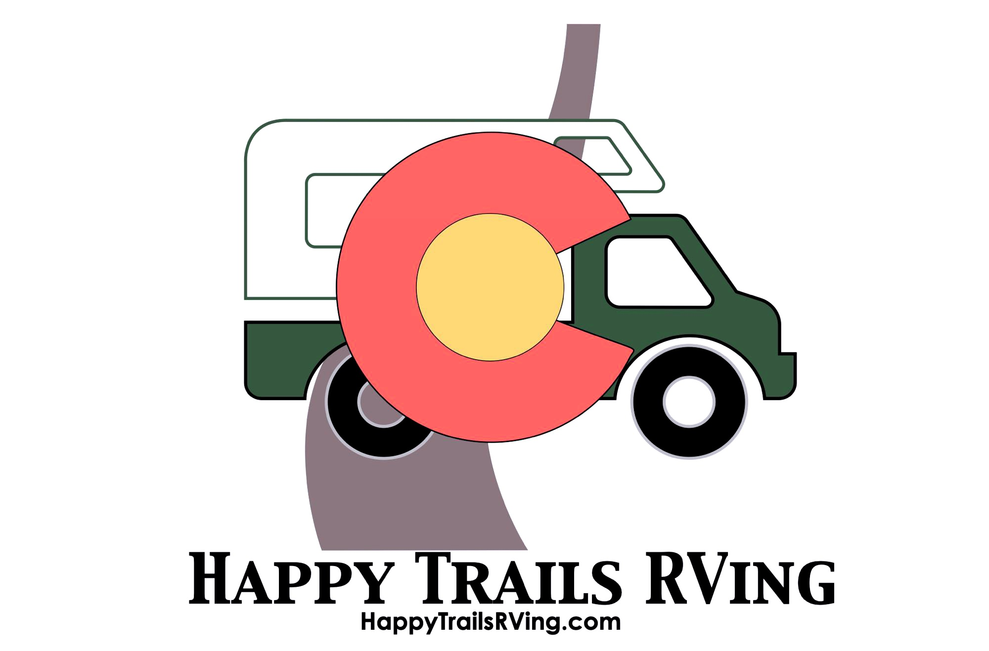 Happy Trails LLC Website including other rental options.. Thor Motor Coach Axis 2019