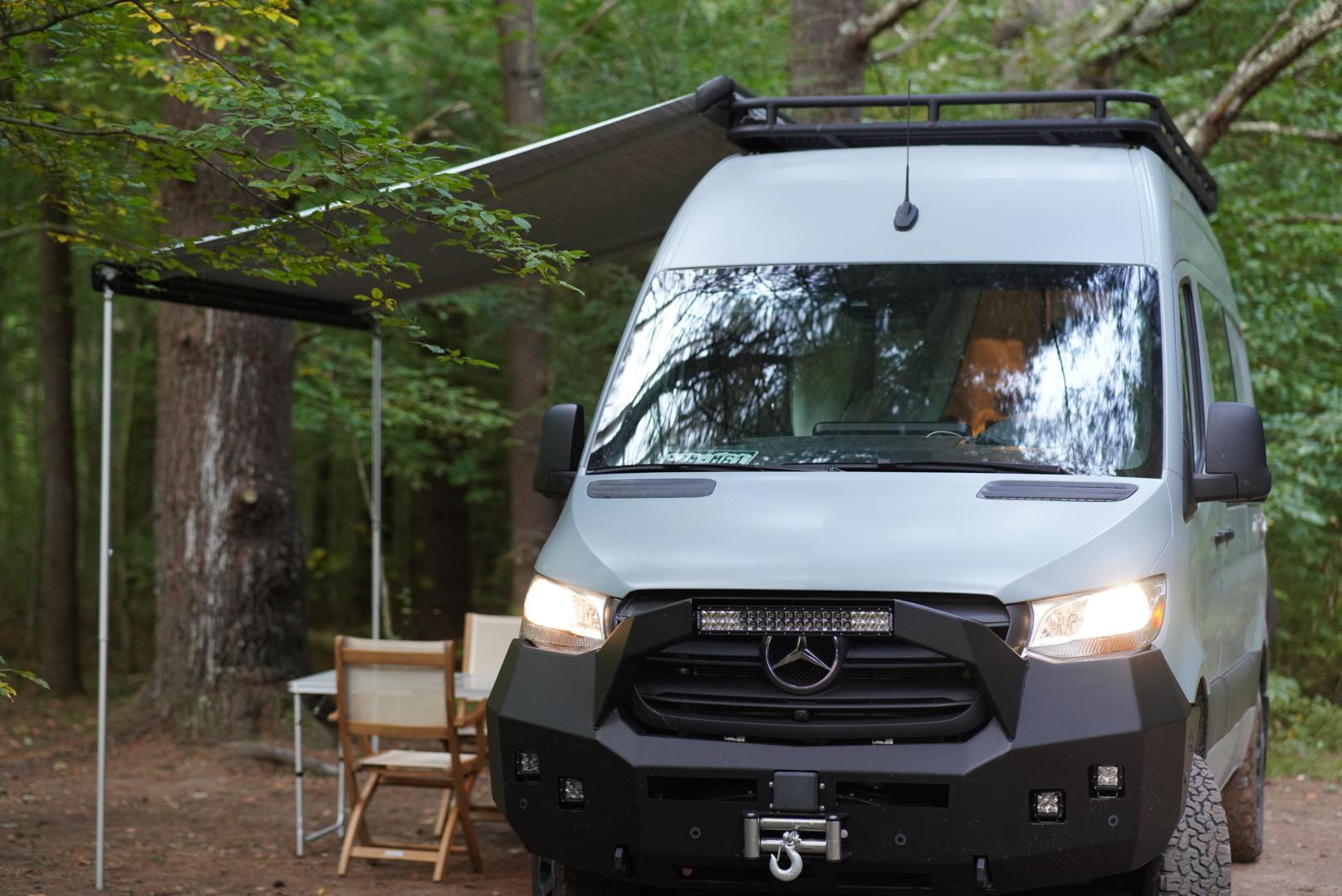 Mercedes-Benz Sprinter RV Motorhome Campervan 2019