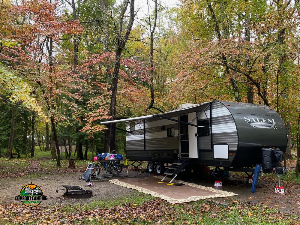 Forest River Salem 29QBLE 2019