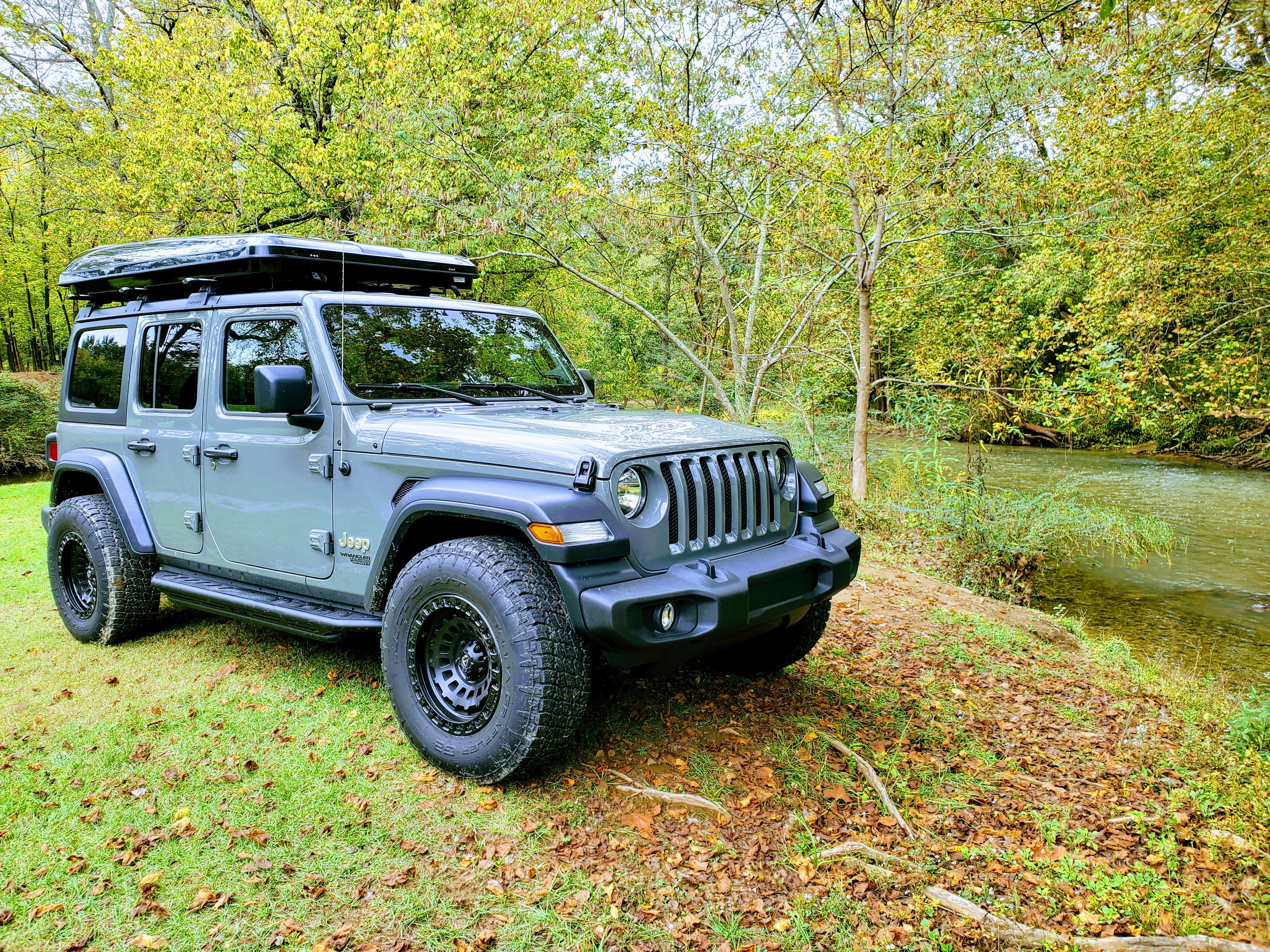 Jeep Wrangler Unlimited Sport S 2020