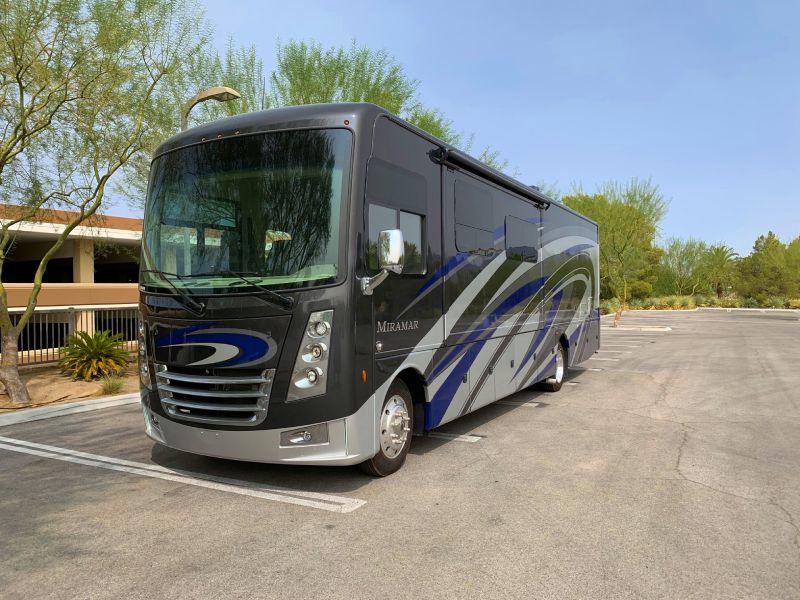 Thor Miramar 35.2. Thor Motor Coach Miramar 35.2 2020