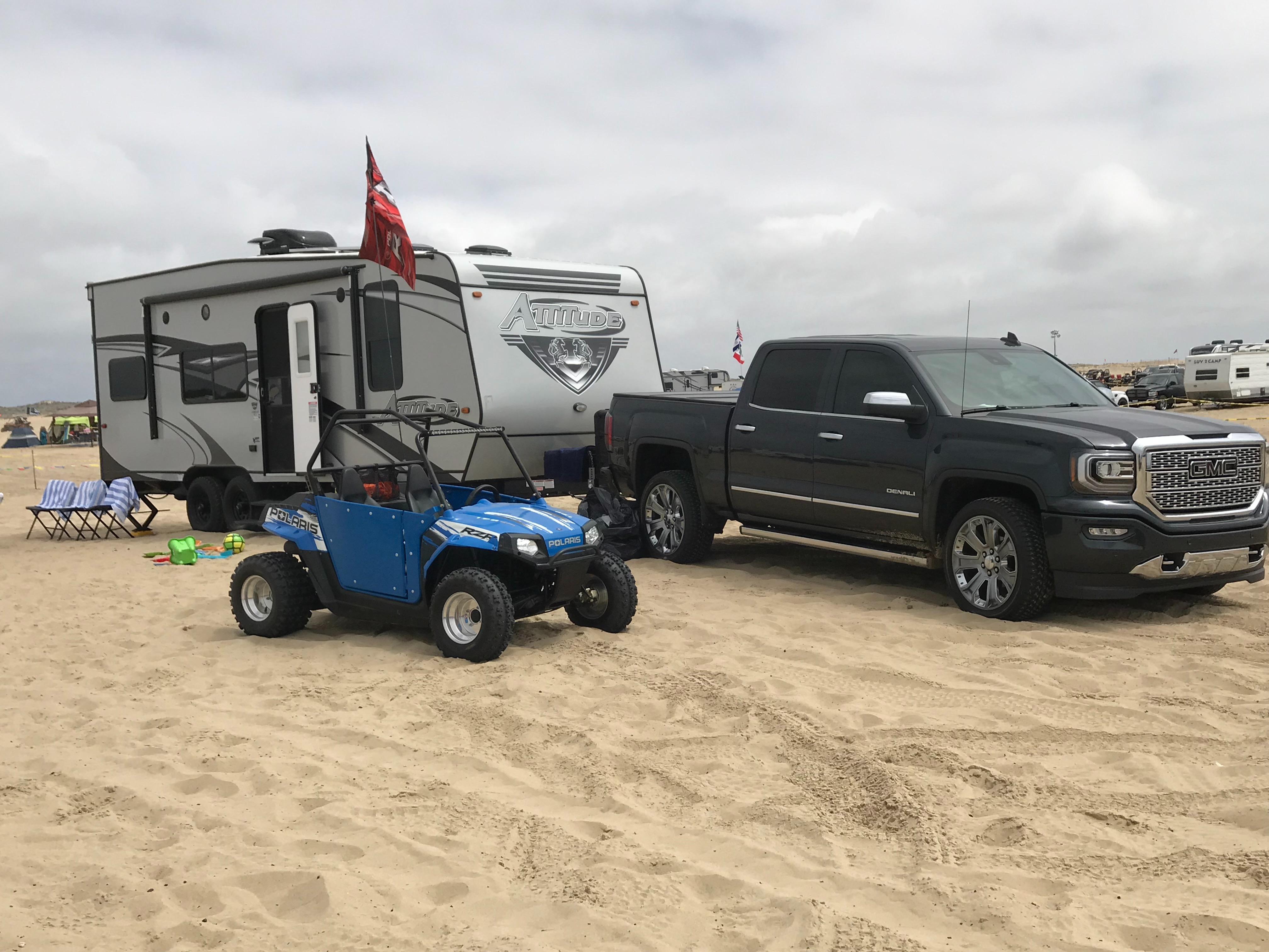 Pismo Beach. Eclipse Recreational Vehicles Attitude 2020